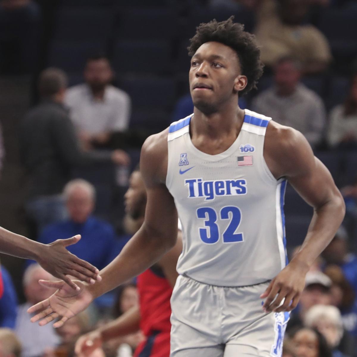 2020 NBA Mock Draft: Predictions for Elite Frontcourt Prospects thumbnail