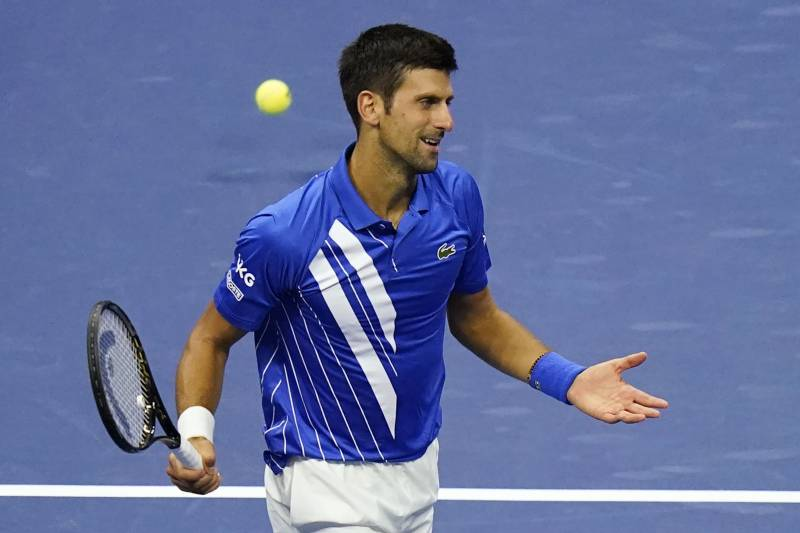Djokovic Disqualified From US Open Tournament