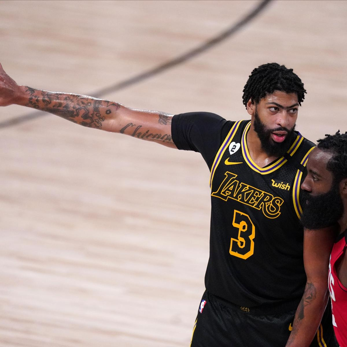 Los Angeles Lakers Need This Anthony Davis to Reach Championship Ceiling thumbnail