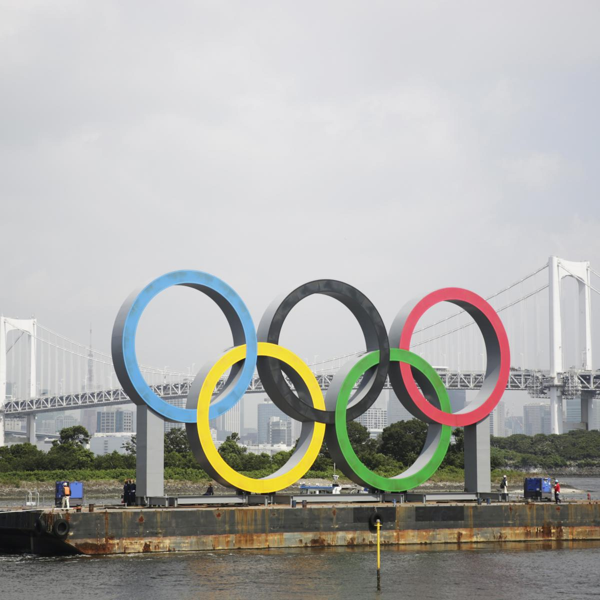 IOC VP: 2021 Tokyo Olympics 'Will Be the Games That Conquered' COVID-19 thumbnail