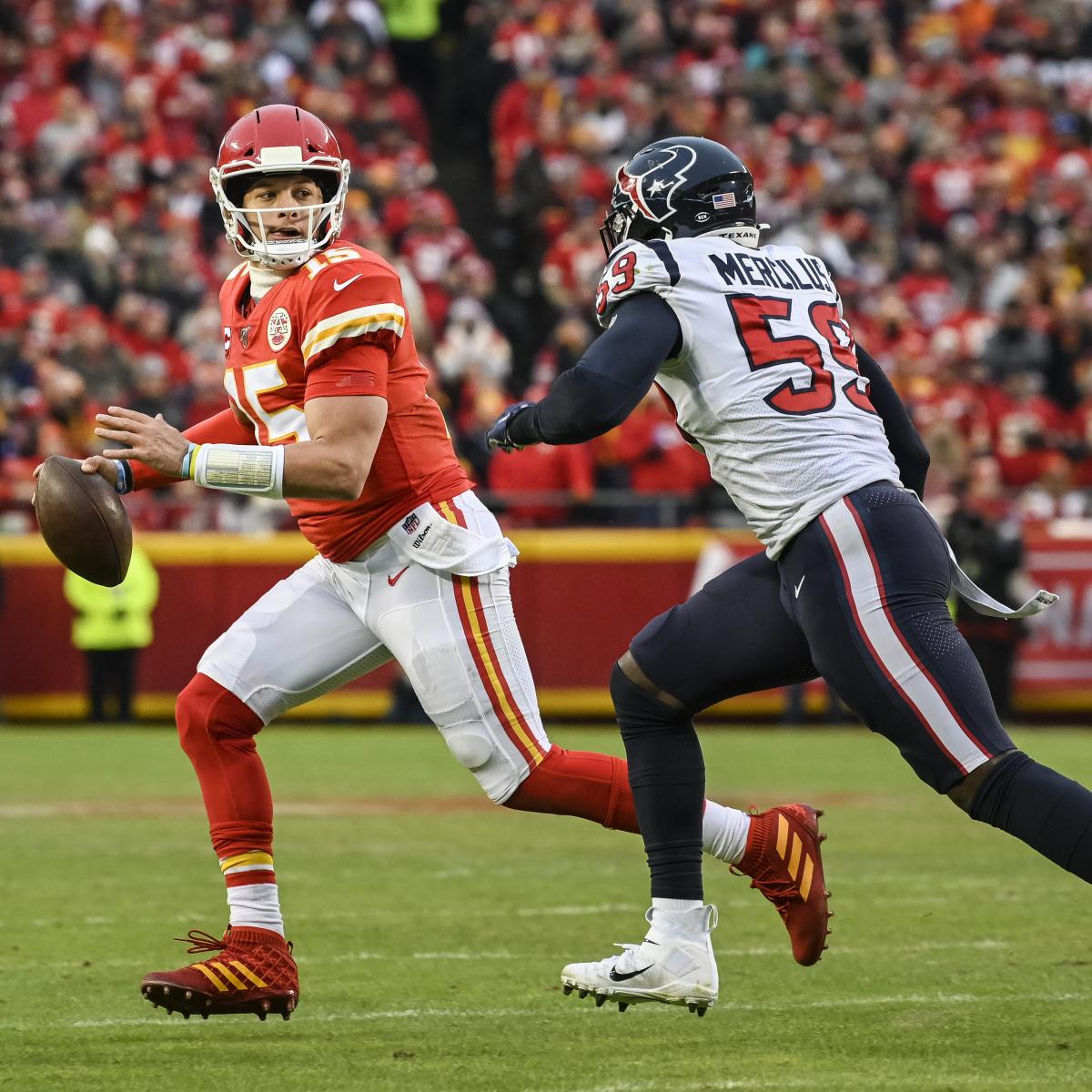NFL Week 1 Predictions: Projections for the Early Lines, Spreads and Odds thumbnail
