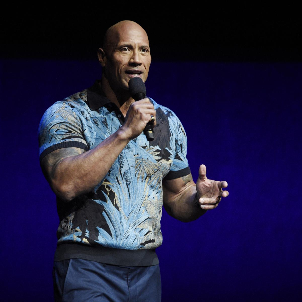 The Rock Says He Bought XFL to Help Players Live Dreams, Take Care of Families thumbnail