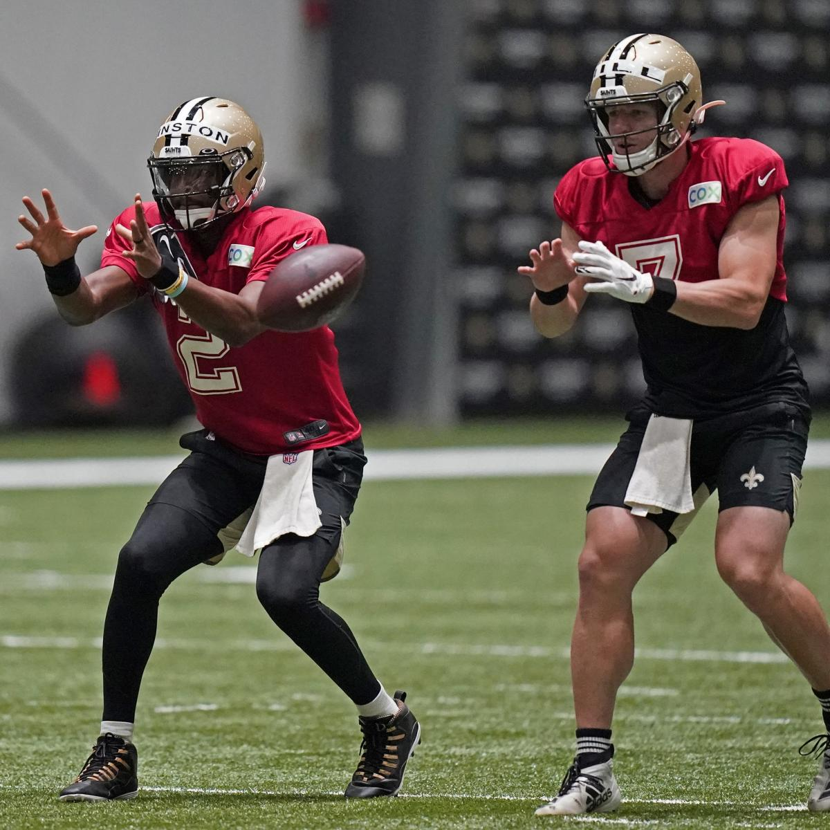 Drew as Winston QB Behind Jameis 3rd-String  Listed Saints