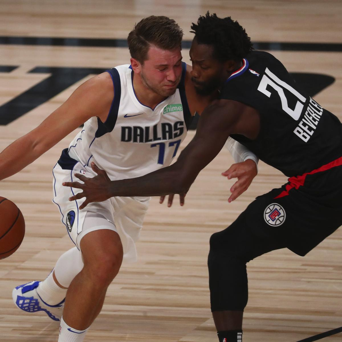 Patrick Beverley Compares Nikola Jokic to Luka Doncic: 'A Lot of Flailing' thumbnail