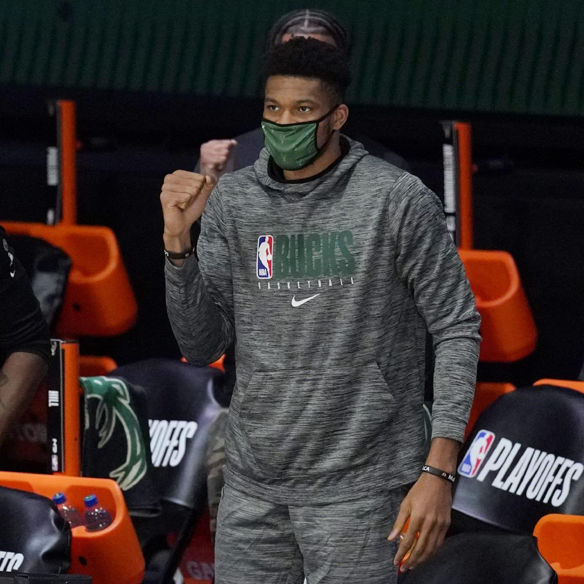 Giannis Says He Wants Bucks to Build Culture to Contend for Titles Every Year thumbnail