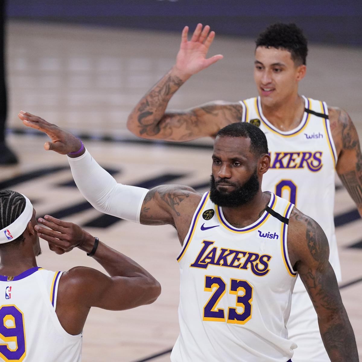 LeBron James' Dominance Leads Lakers to Game 3 Win vs ...