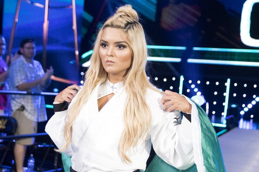 NSFW News - AEW Officially Signs Former WWE Star Tay Conti to Contract thumbnail