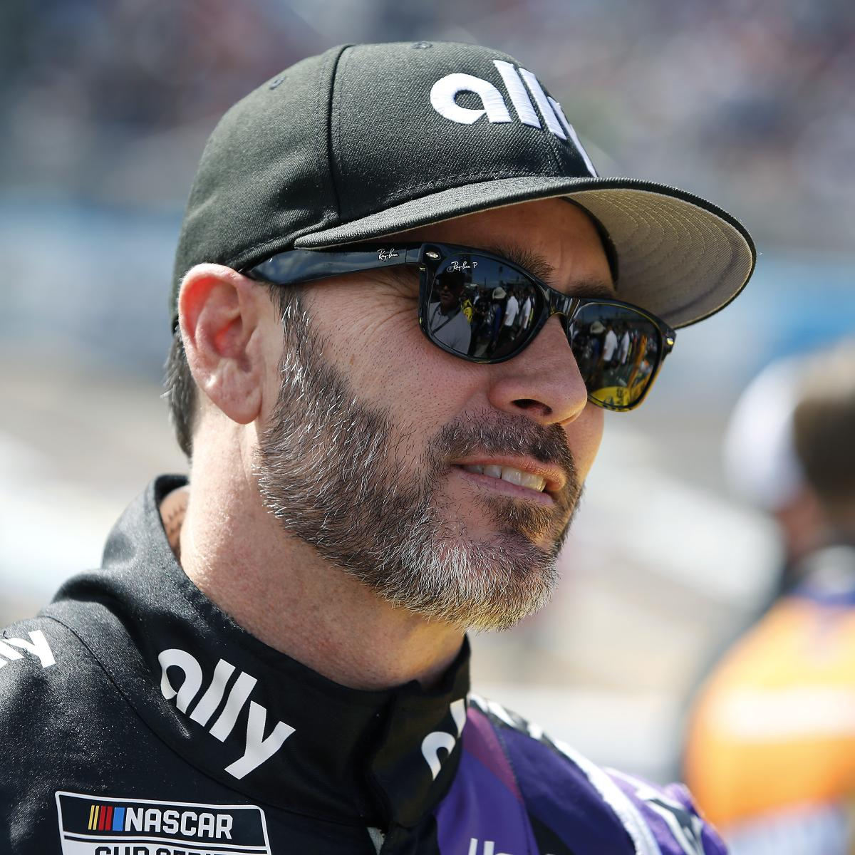 Jimmie Johnson to Move from NASCAR to IndyCar; Would Team with Scott Dixon