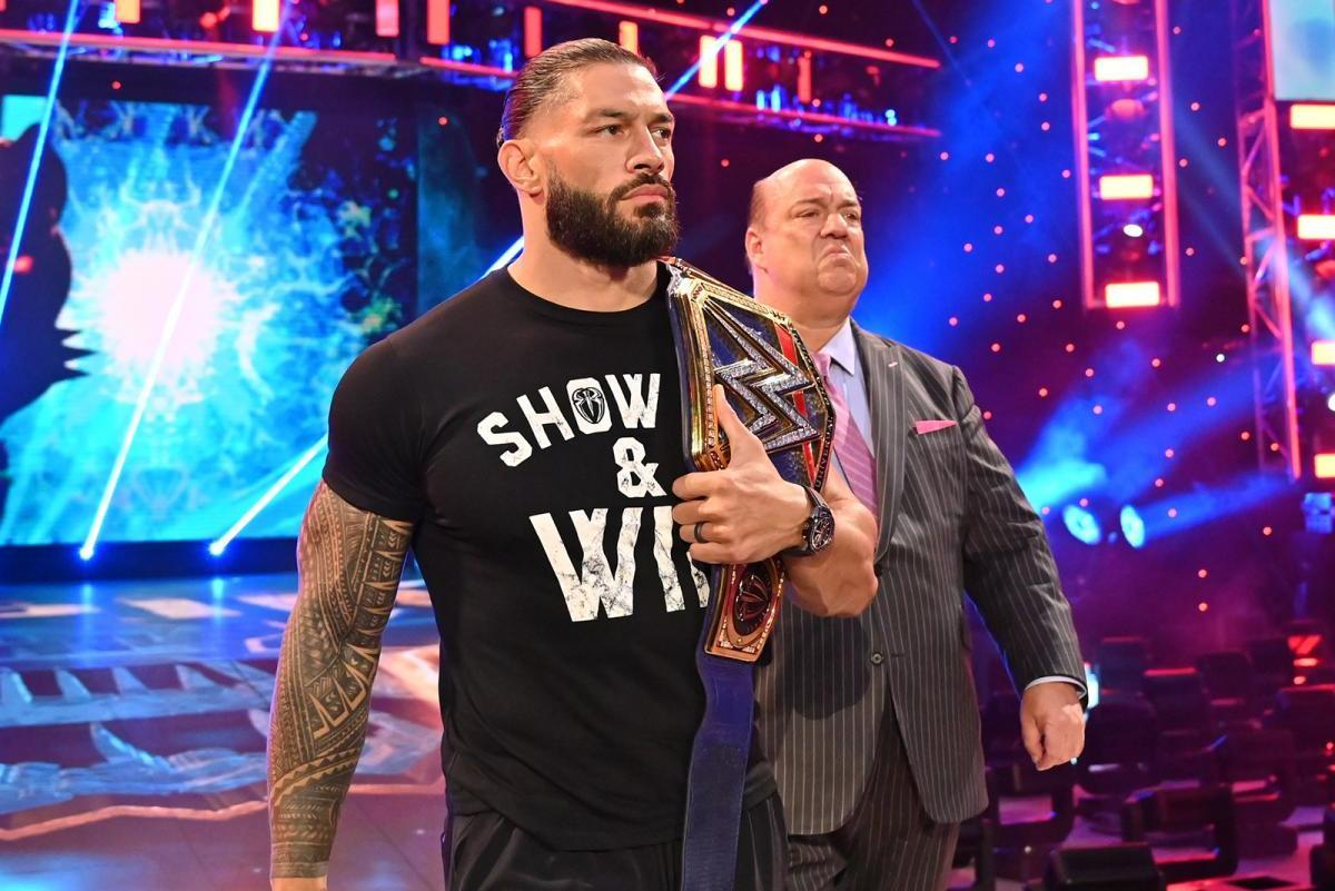 Backstage WWE and AEW Rumors: Latest on Roman Reigns, Raw Creative and More | Bleacher Report | Latest News, Videos and Highlights