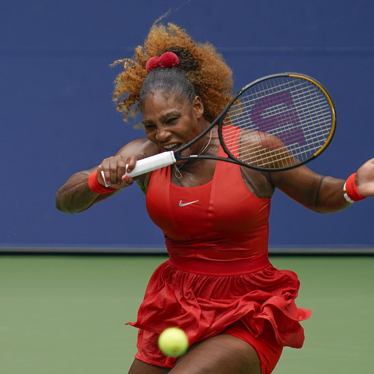 US Open Tennis 2020: TV Schedule, Live Stream for Women's Semifinals