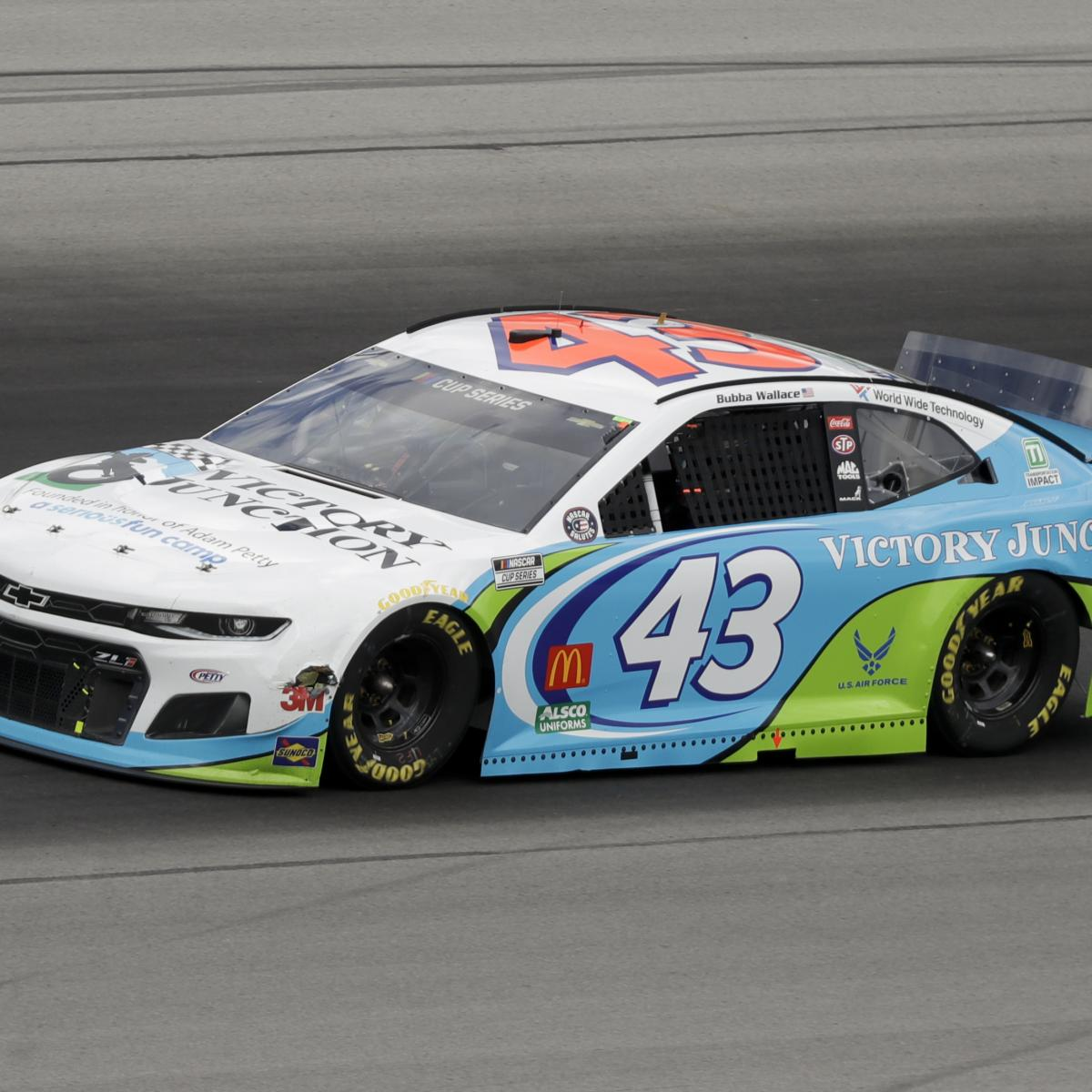 Bubba Wallace Says He's Leaving Richard Petty Motorsports After Season