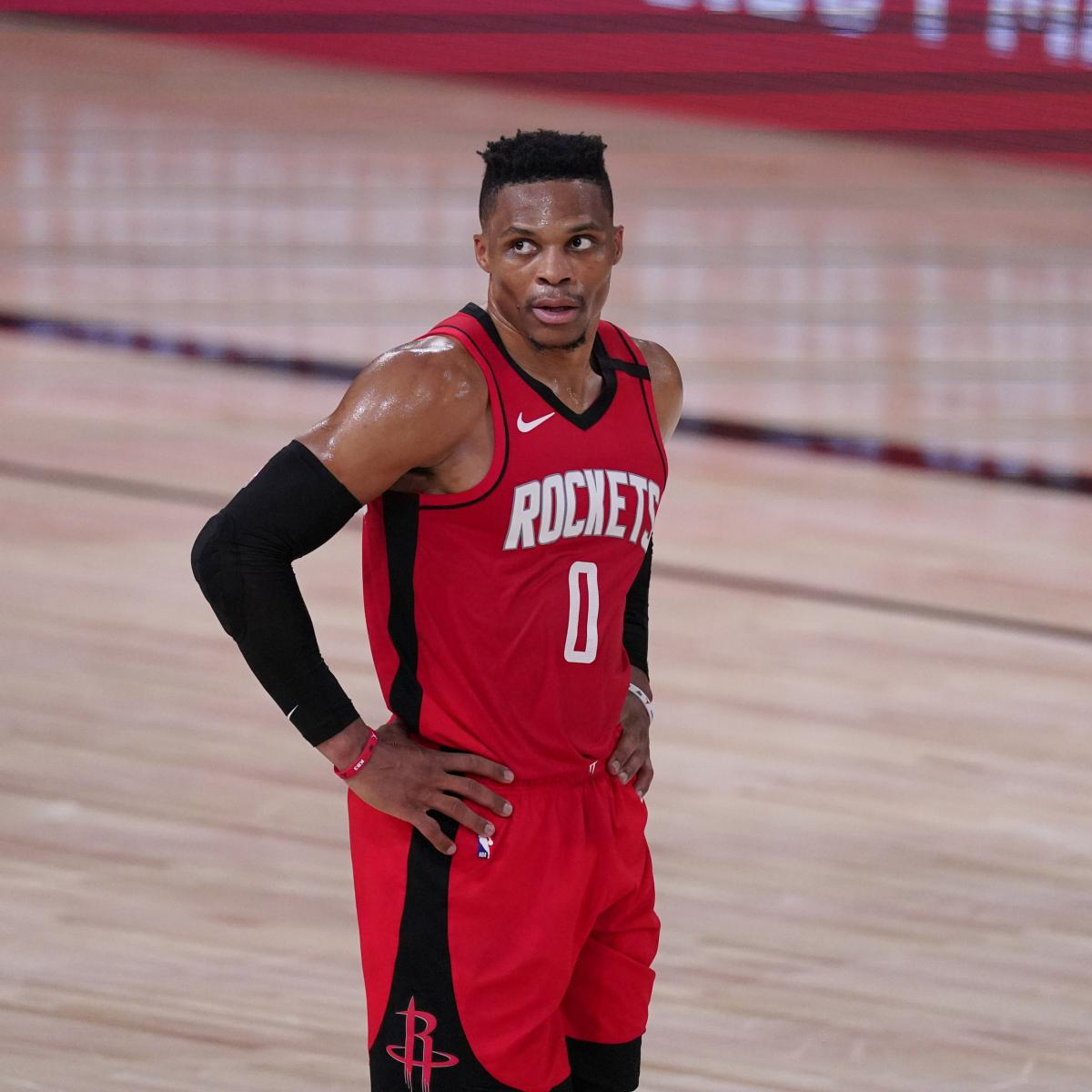 Russell Westbrook: Rockets Didn't Show Sense of Urgency in ...