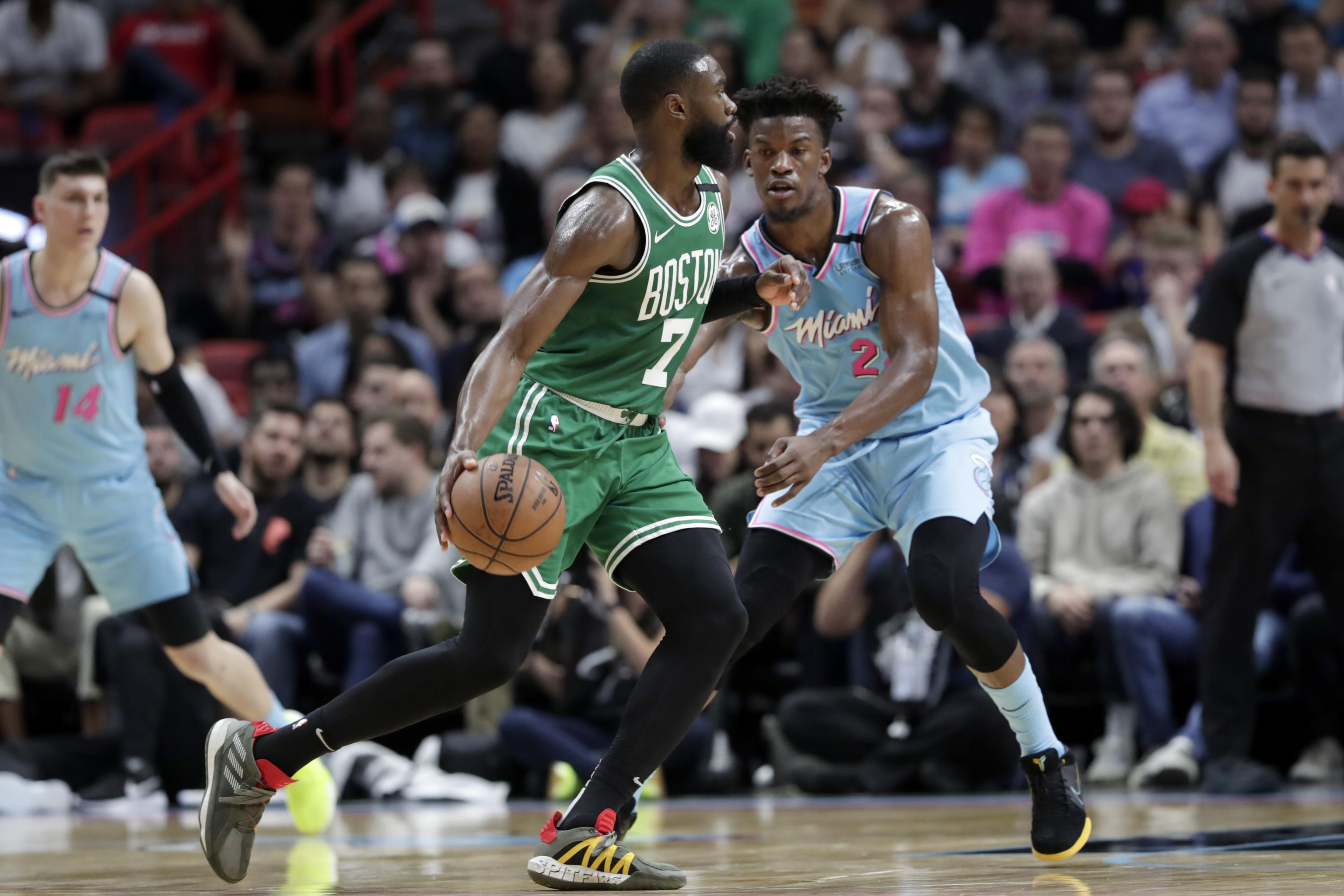 Who Has The Edge In Miami Heat Boston Celtics Eastern Conference Finals Bleacher Report Latest News Videos And Highlights