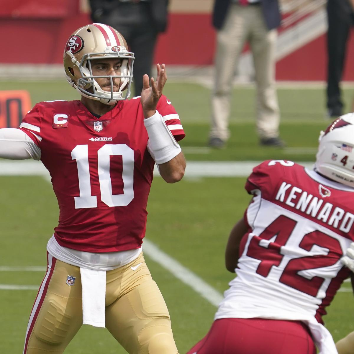 Loss to Cardinals Exposes 49ers in Bid to Repeat as NFC Champions – Bleacher Report