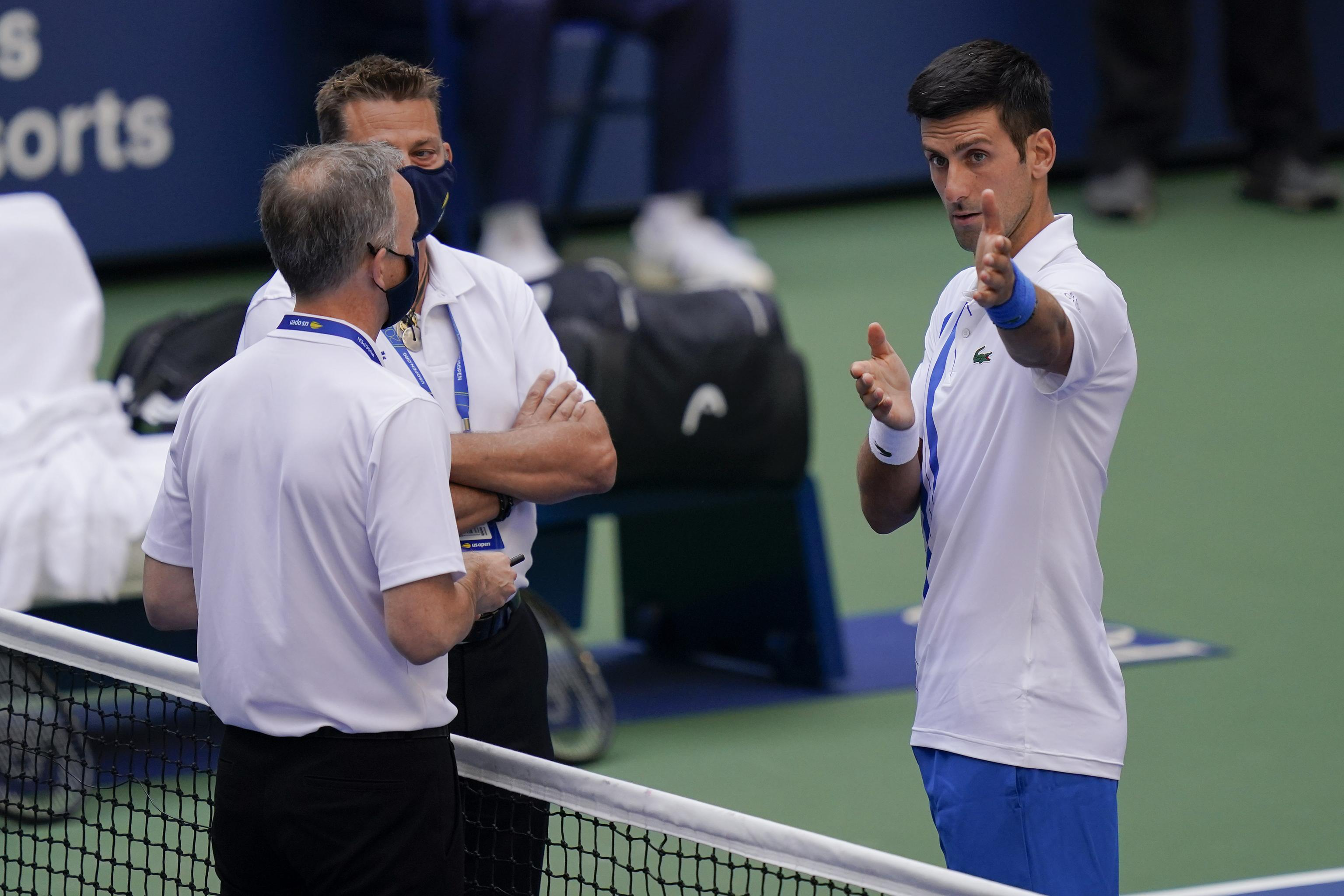 Novak Djokovic Says He Can T Guarantee He Won T Hit Somebody Again With Ball Bleacher Report Latest News Videos And Highlights