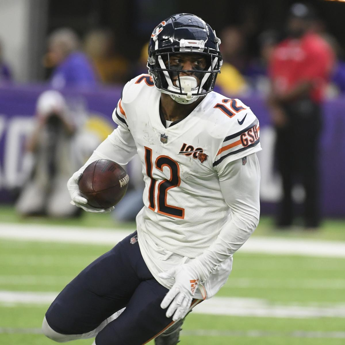Bears Rumors: Allen Robinson 'Frustrated' by Contract Talks; No Trade Requested thumbnail