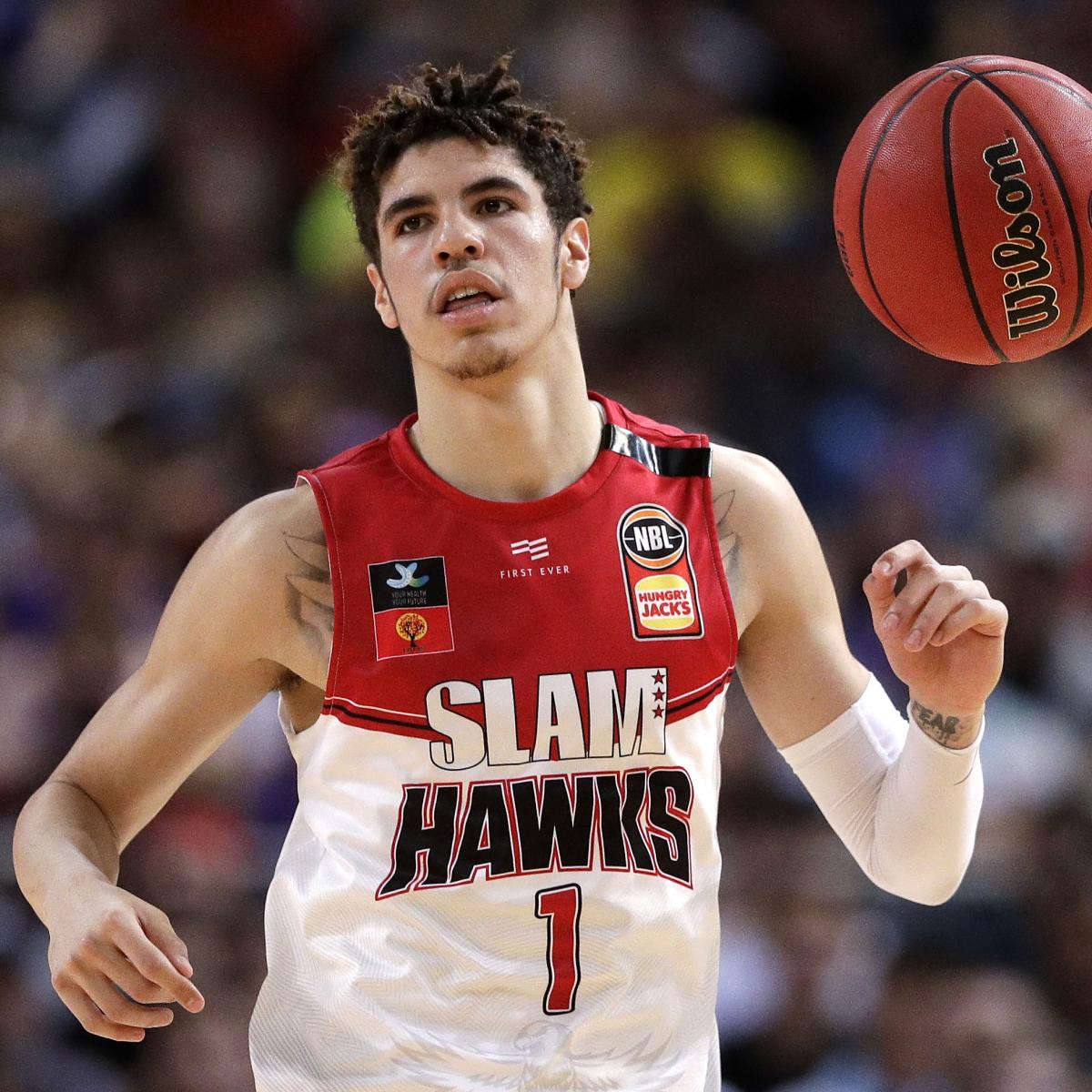 2020 NBA Mock Draft: How Trades Would possibly well Swap LaMelo Ball's Future thumbnail