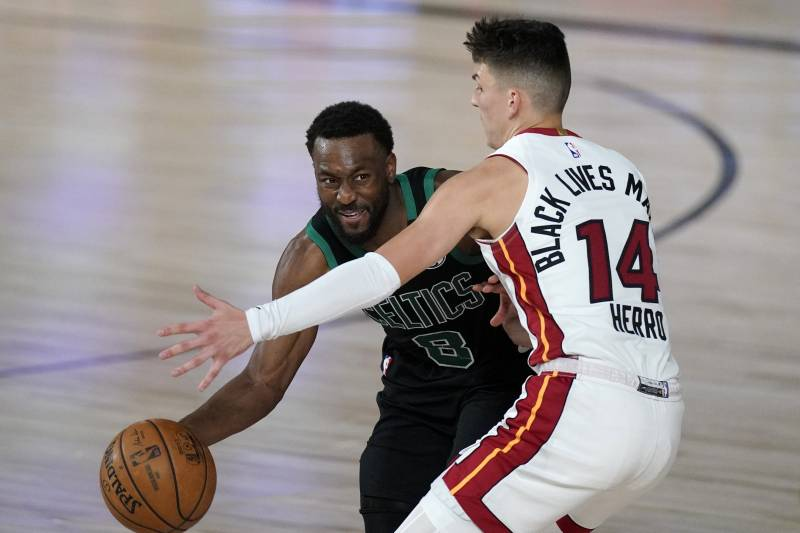 Celtics' Kemba Walker After Game 1 Loss to Heat: 'I'm Just Playing Terrible' | Bleacher Report | Latest News, Videos and Highlights