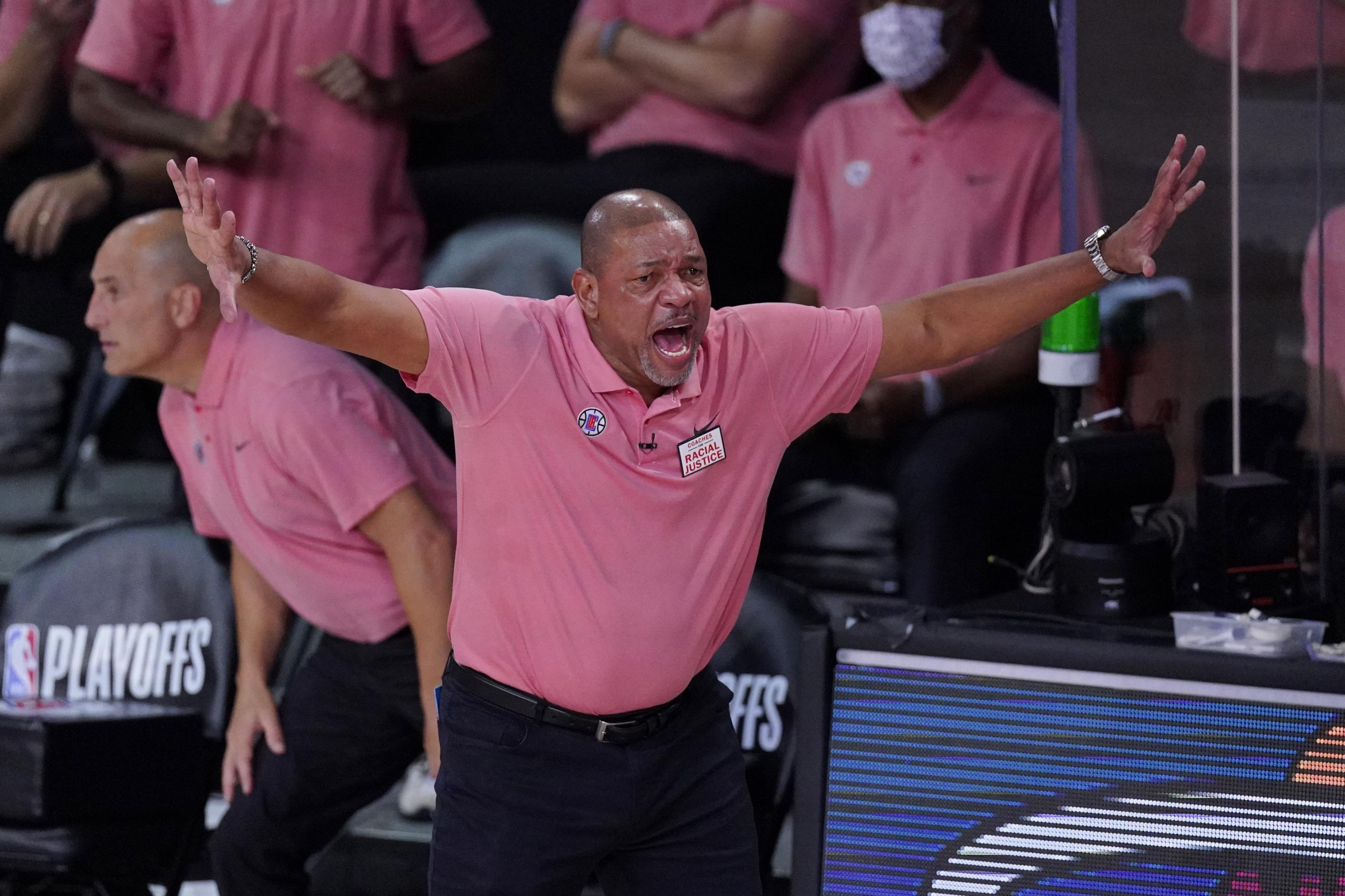 Doc Rivers Was 'Never Comfortable' with Clippers' Conditioning in Playoffs  | Bleacher Report | Latest News, Videos and Highlights