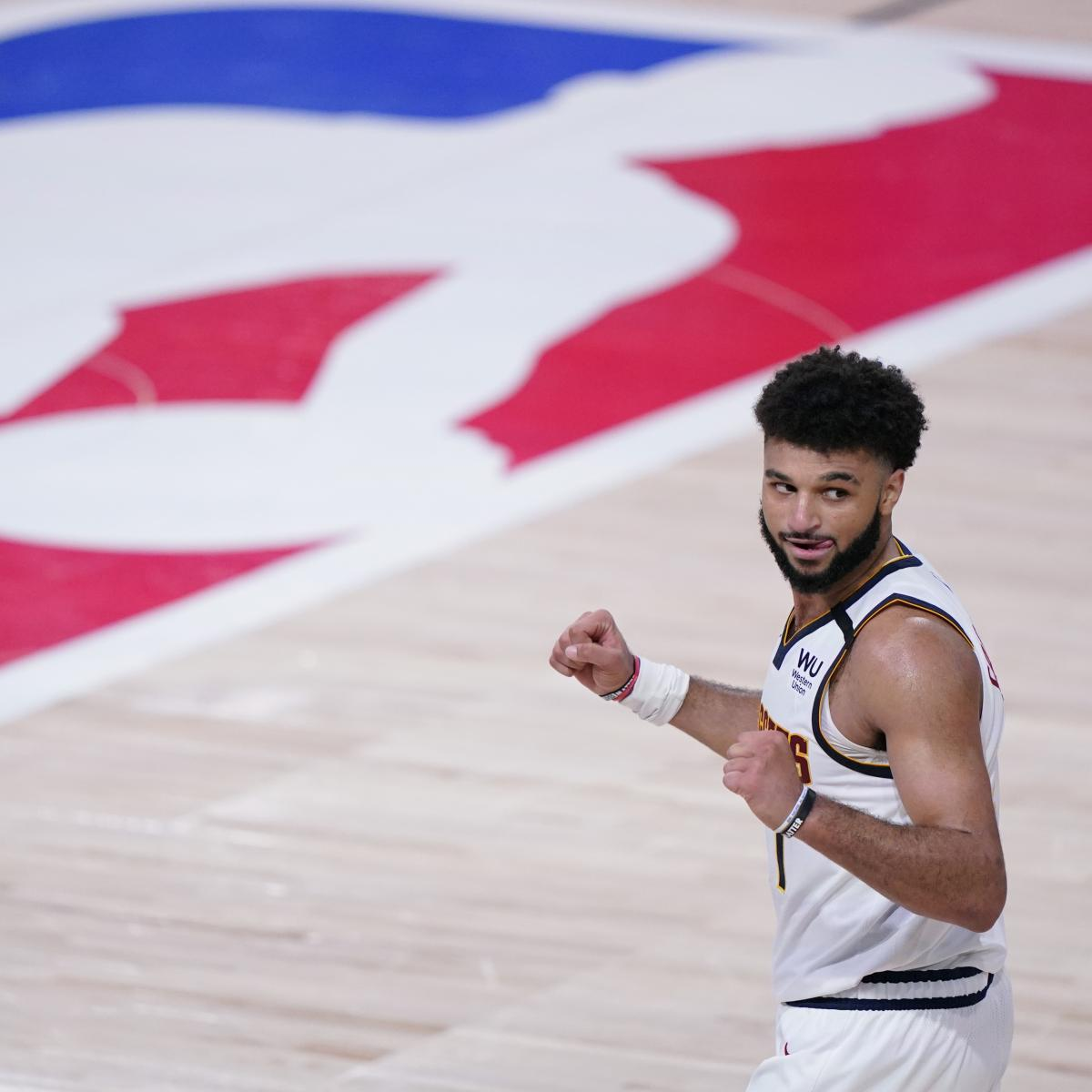 Jamal Murray Says Nuggets Deserve Some 'Damn Respect' After Beating Clippers thumbnail