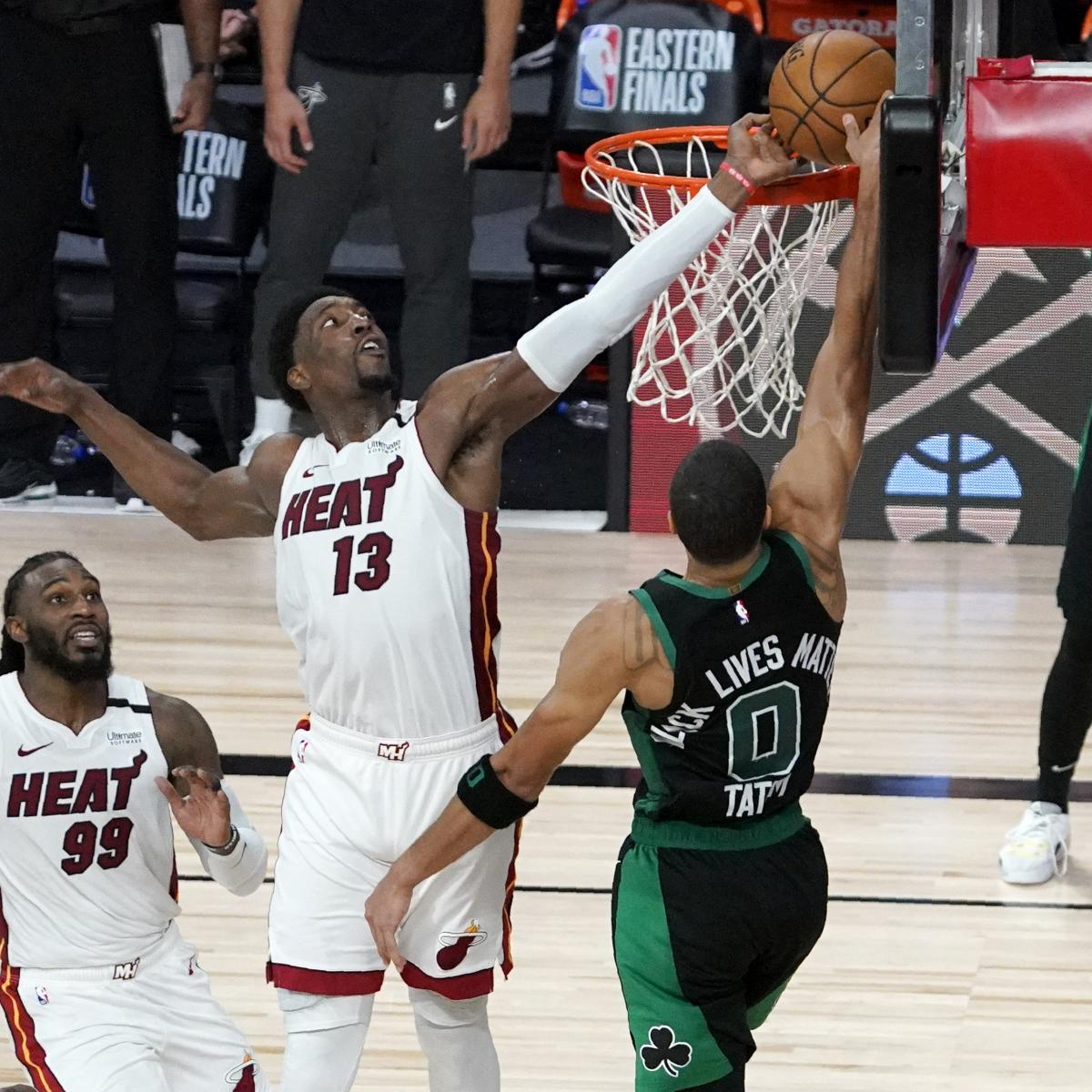 NBA Playoff Time table 2020: Updated Odds for Conference Finals Matchups thumbnail