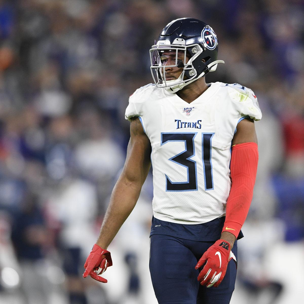 Titans' Kevin Byard Discusses Delivering Son During Emergency Home Birth