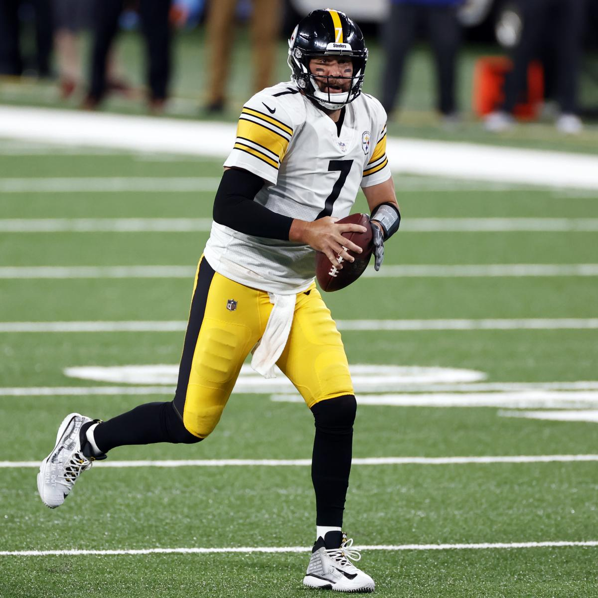 Steelers' Ben Roethlisberger: Felt Enjoy I Used to be in Vehicle Accident After Giants Acquire thumbnail