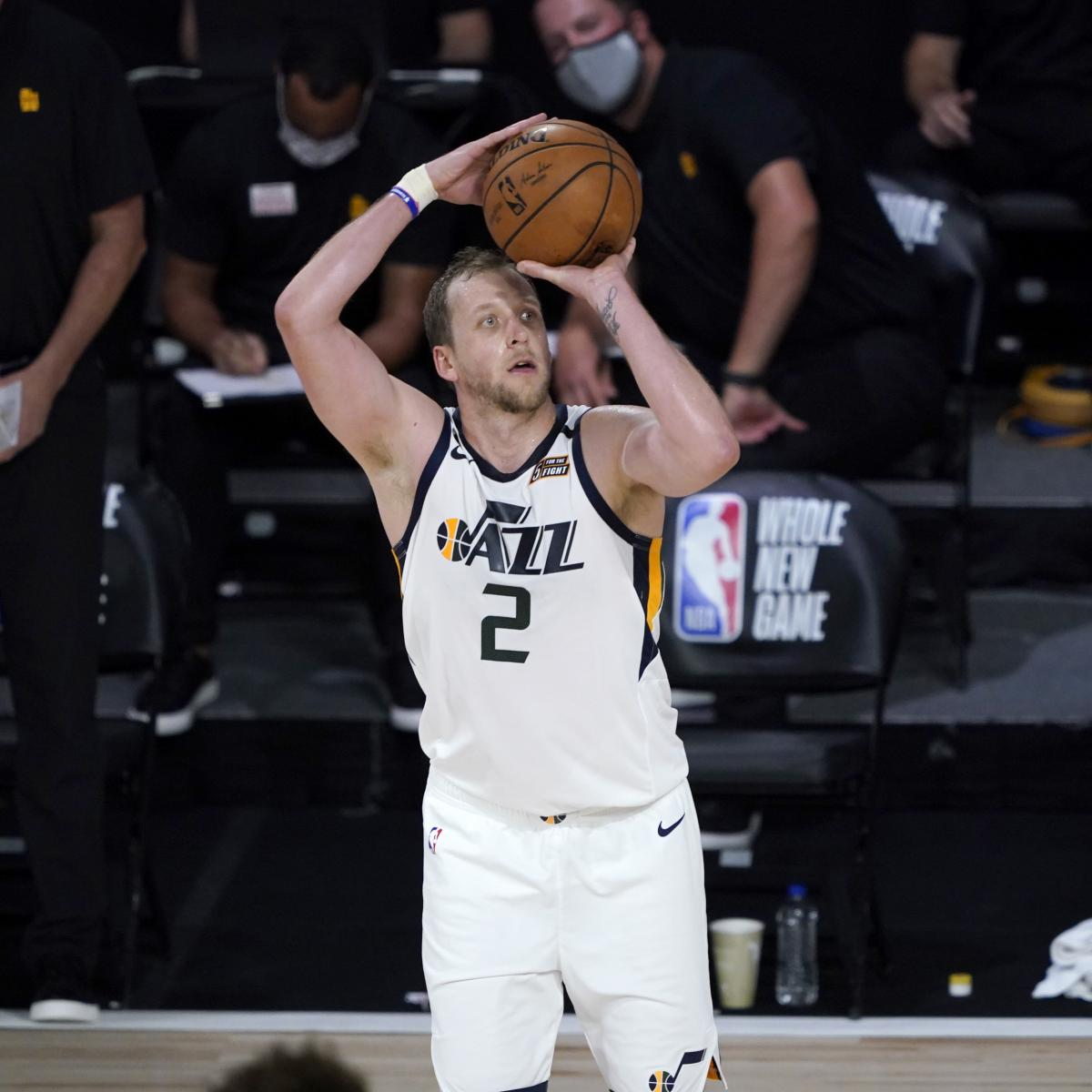 Jazz's Joe Ingles Says He'd Be Open to Returning to NBL After NBA Career Ends