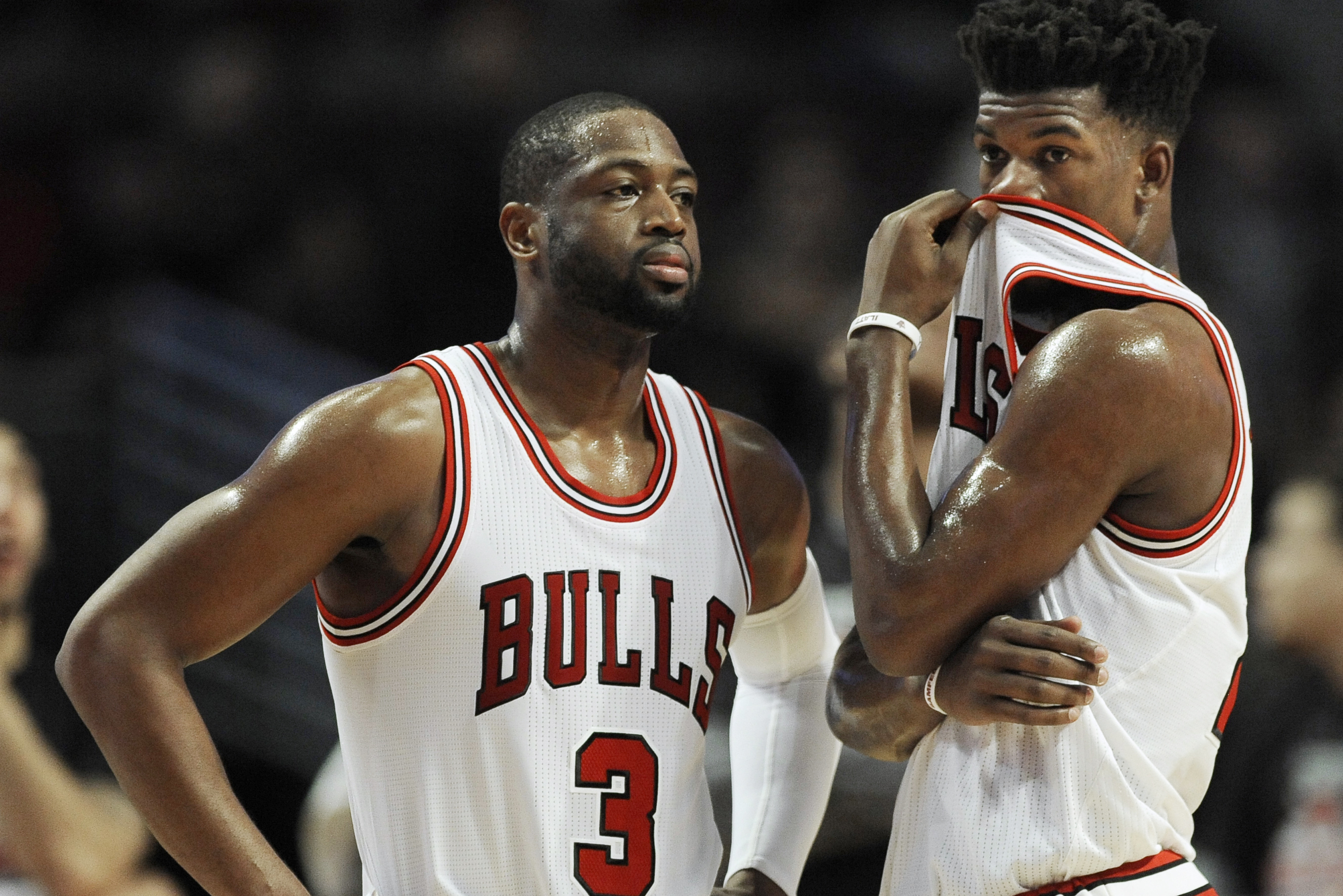 Report Dwyane Wade S Praise Of Heat S Culture Stuck With Jimmy Butler Bleacher Report Latest News Videos And Highlights