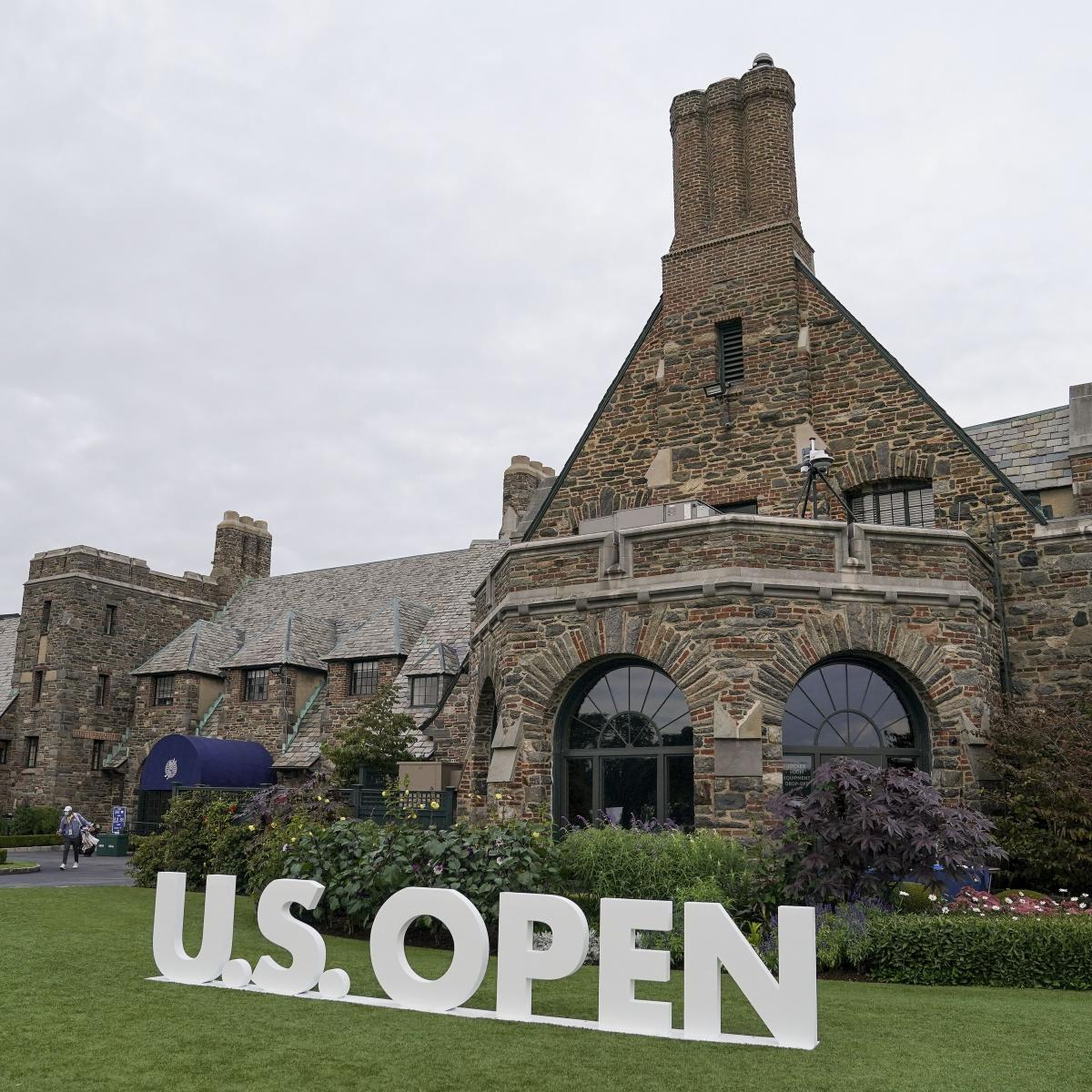 US Open Golf 2020: How to View Friday's Live Leaderboard Scores, Updates