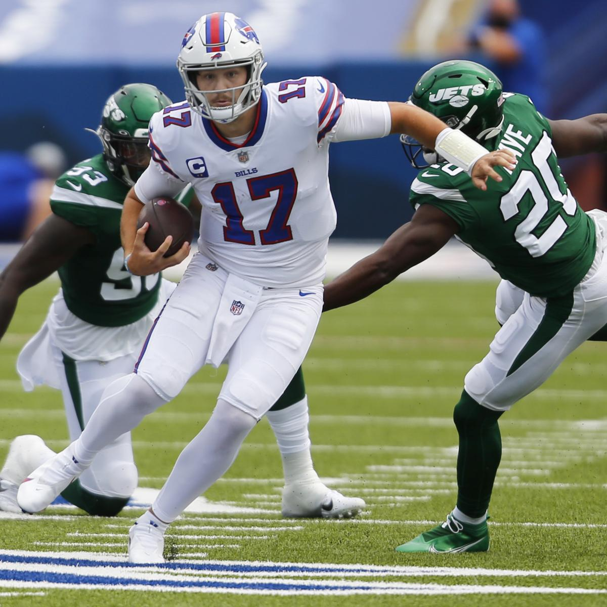 Fantasy Football Week 2 Rankings: Projections for Players with Matchups We Love