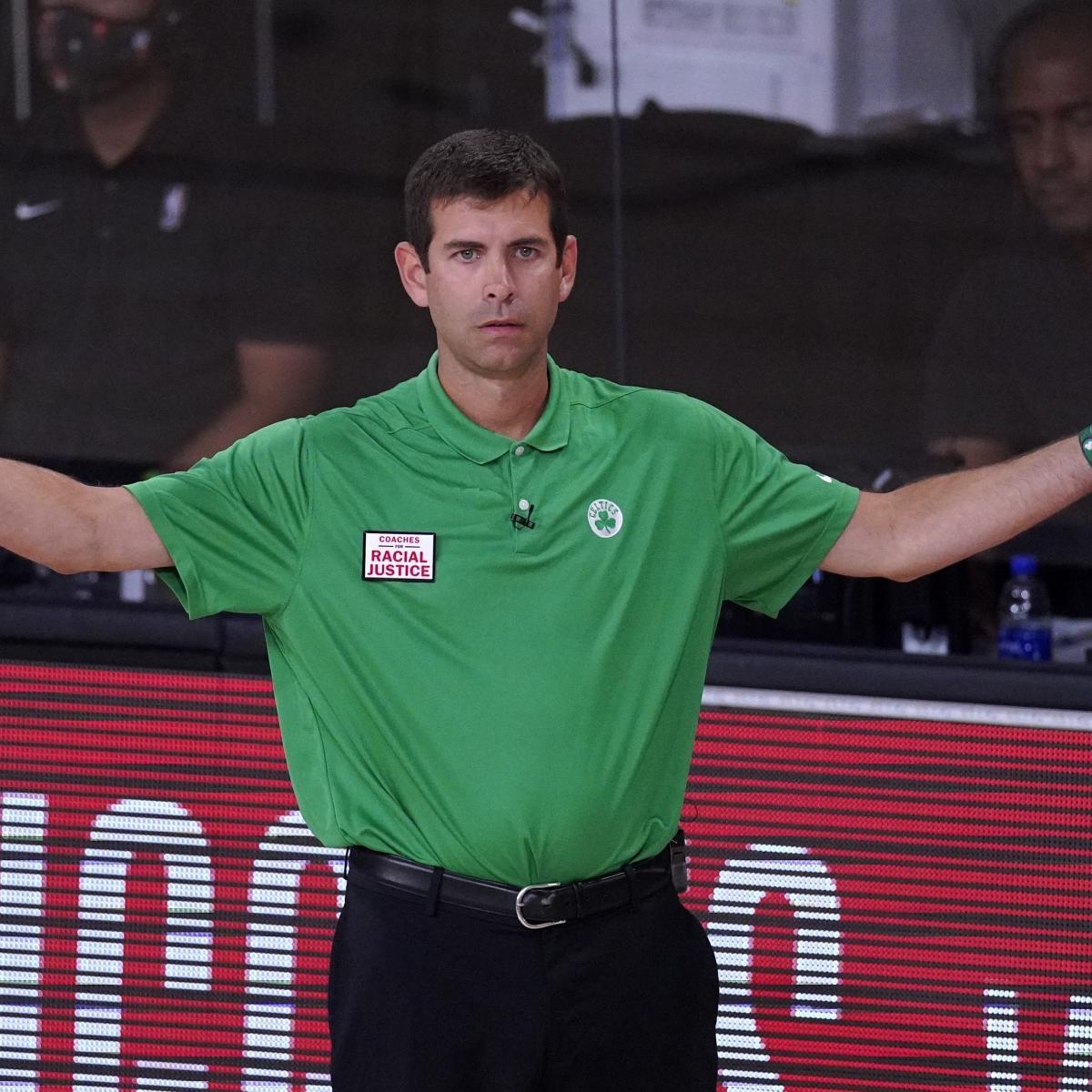 Report: Brad Stevens Met with Celtics Leaders After Game 2 Locker Room Incident
