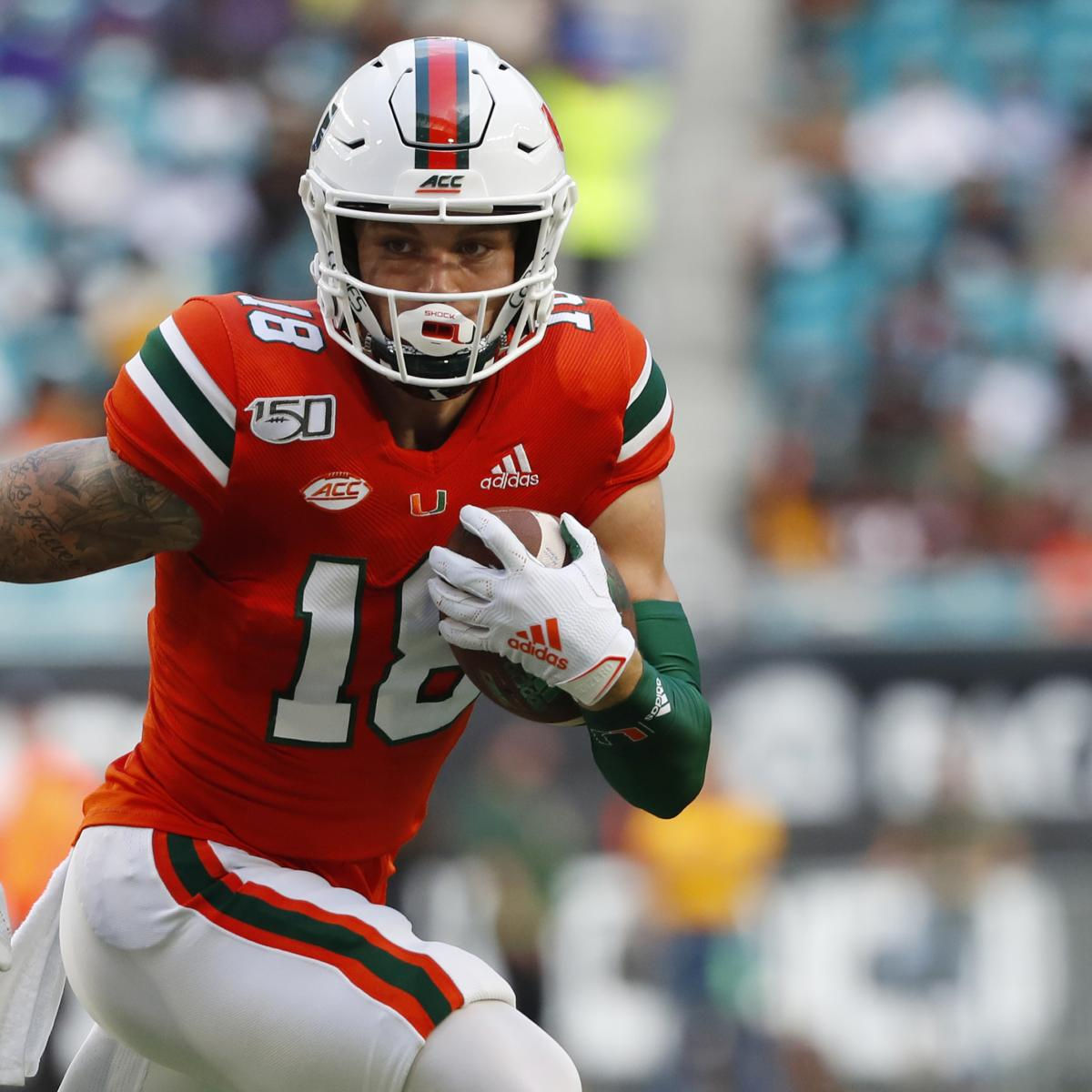 Miami QB Tate Martell Reportedly Opts out of 2020 Season After 1-Game Suspension