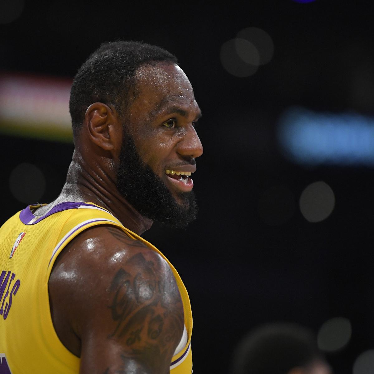 Does LeBron James Really Have a Gripe with NBA MVP Voters? – Bleacher Report