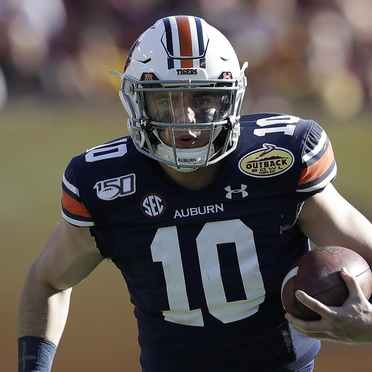 College Football Picks Week 4: Predictions for Top 25 Games on Upcoming Schedule