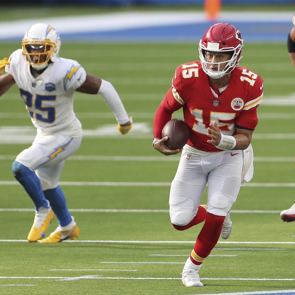 NFL Power Rankings: Breaking Down Sunday's Action Ahead of Week 3