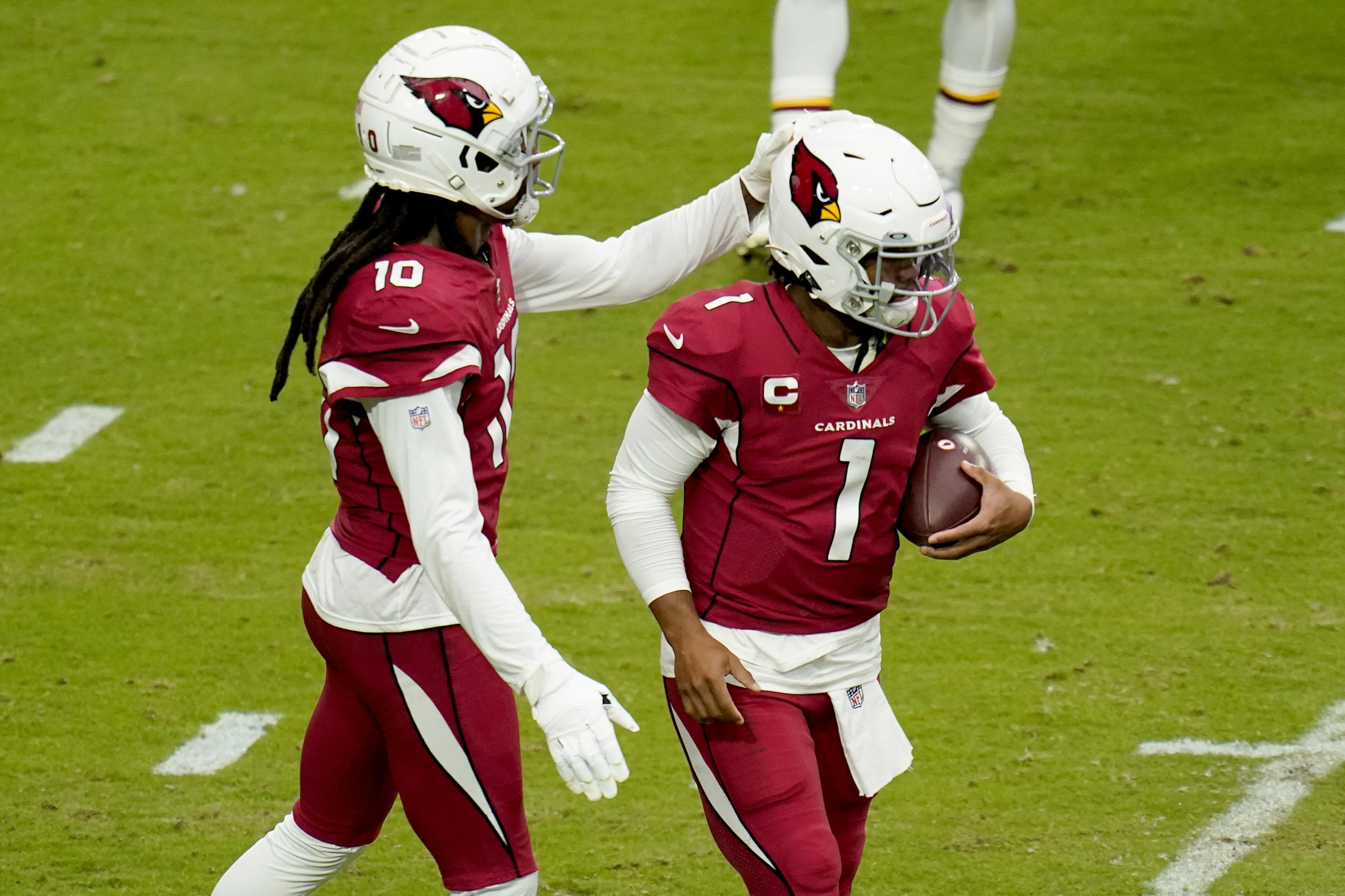 Cardinals' DeAndre Hopkins Promotes Kyler Murray for NFL MVP on Twitter |  Bleacher Report | Latest News, Videos and Highlights