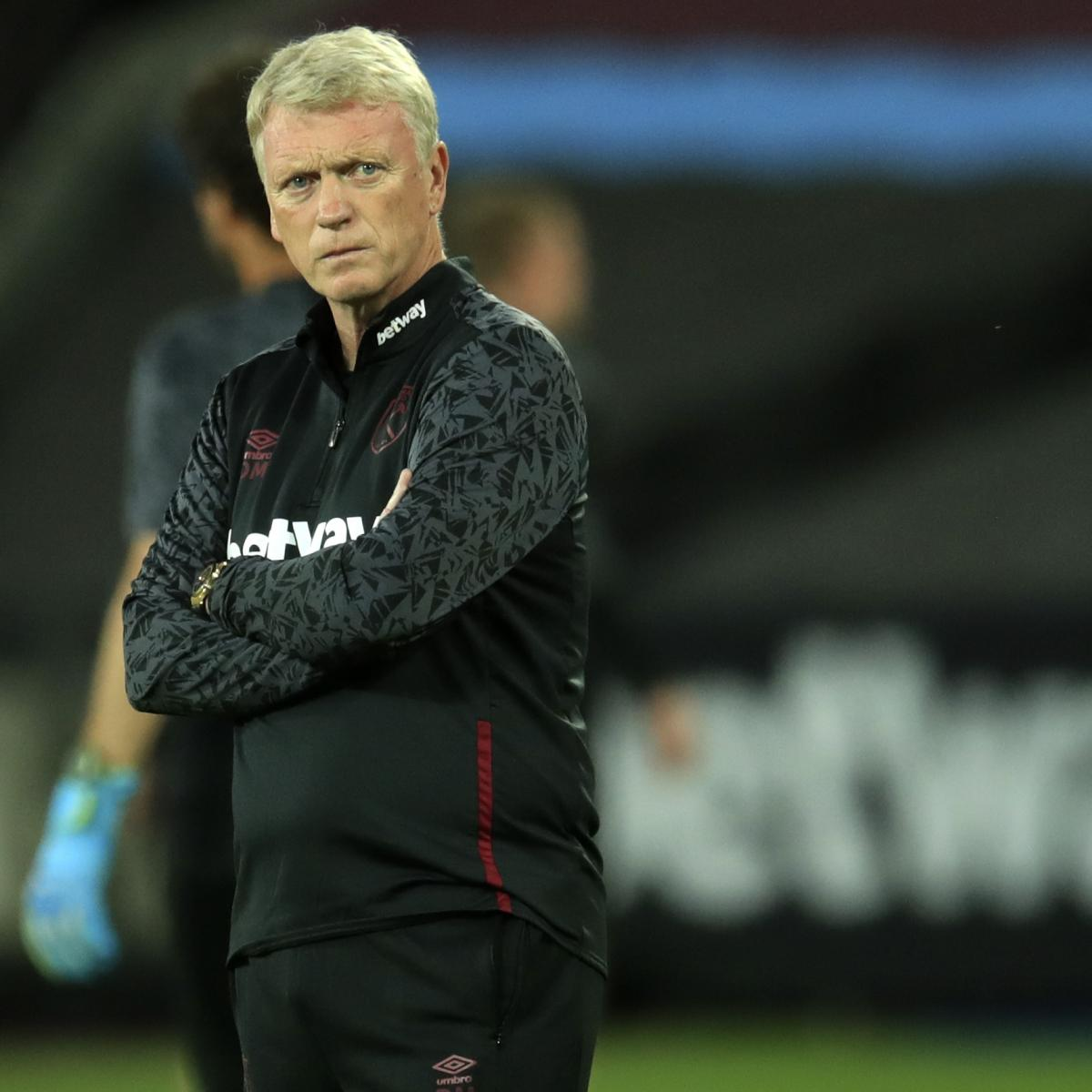 West Ham's David Moyes, Issa Diop, Josh Cullen Test Positive for COVID-19