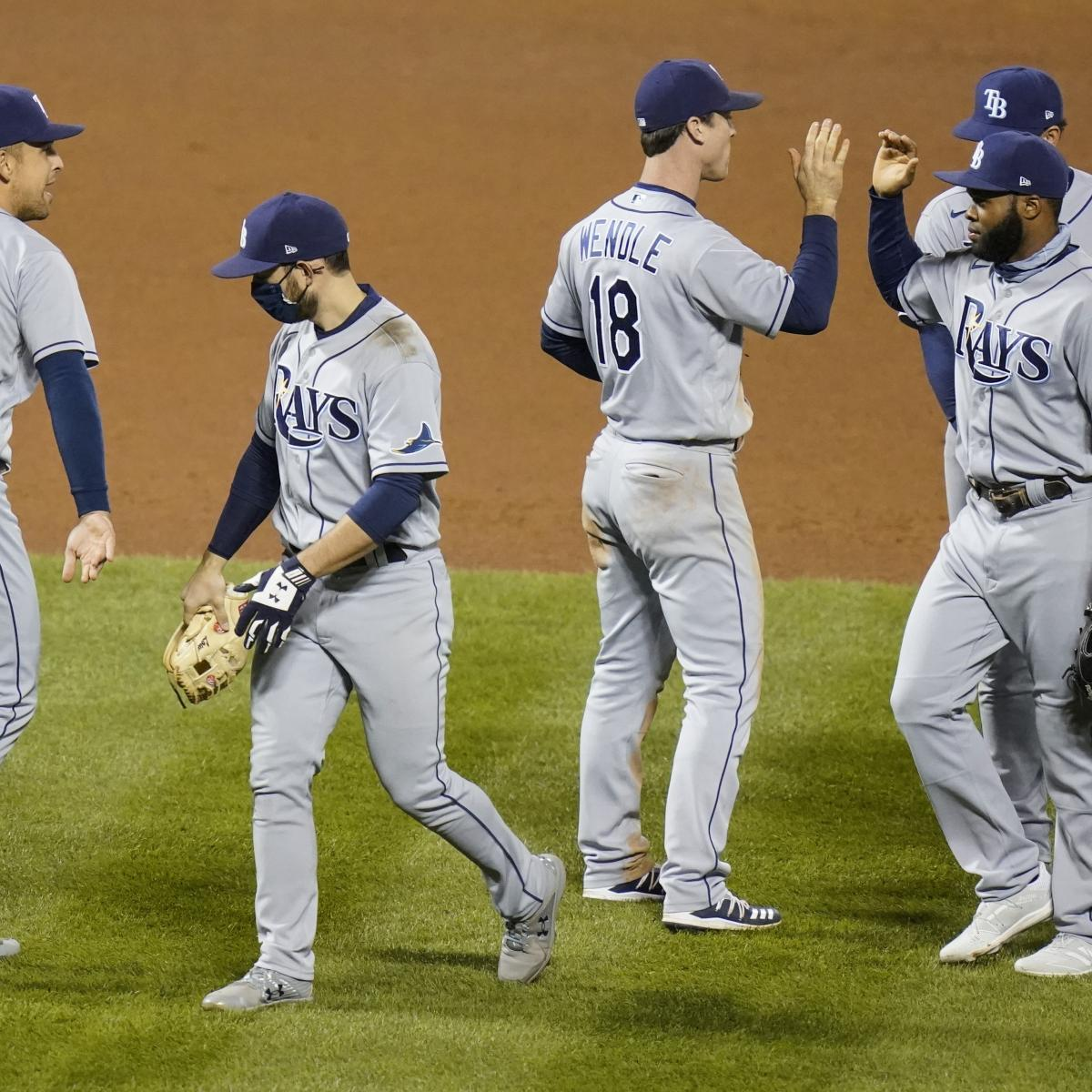 Rays Clinch 1st AL East Title Since 2010 with Win vs. Mets thumbnail
