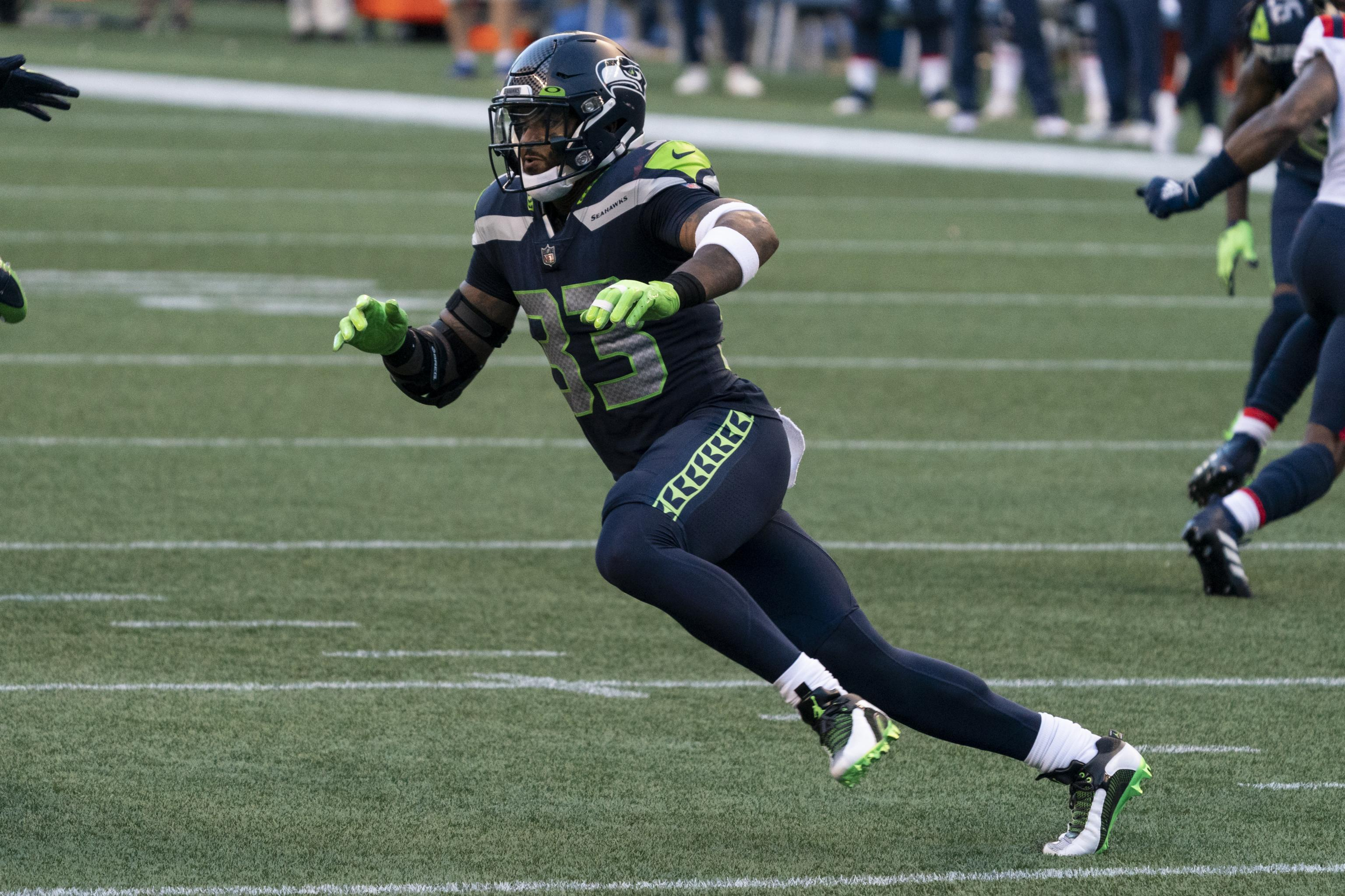 Jamal Adams Groin Injury Diagnosed As Strain Seahawks Pete Carroll Says Bleacher Report Latest News Videos And Highlights