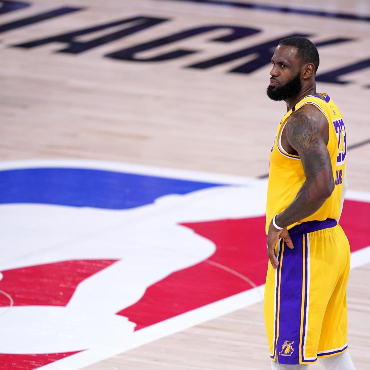 Lakers' LeBron James 'Devastated' by Grand Jury Decision in Breonna Taylor Case thumbnail