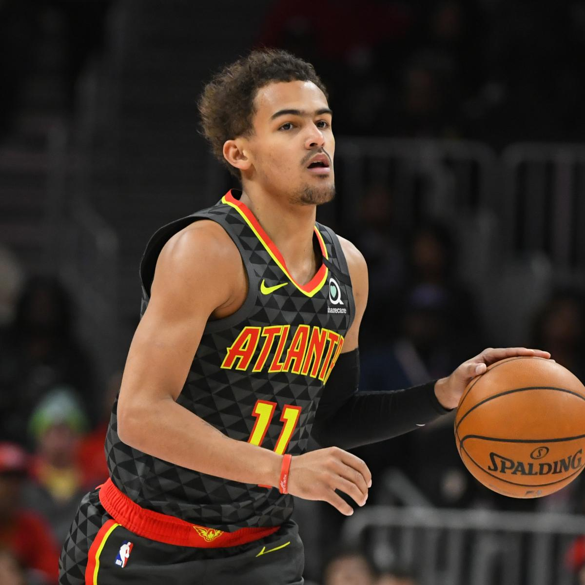 Hawks' Trae Young Apologizes for Offensive Tweets After Twitter Account Hacked