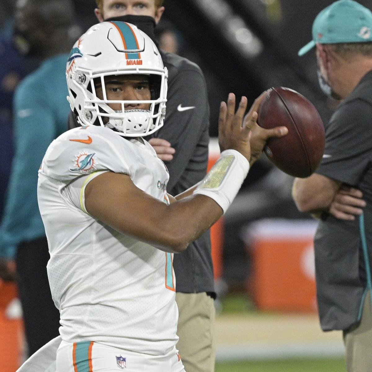 Tua Tagovailoa Will Save Dolphins Contract Money, Live Off Marketing Deals