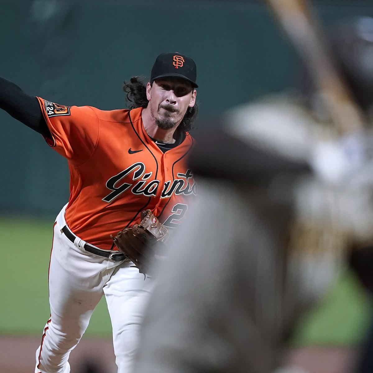 Jeff Samardzija Designated for Assignment by Giants, Placed on Release Waivers