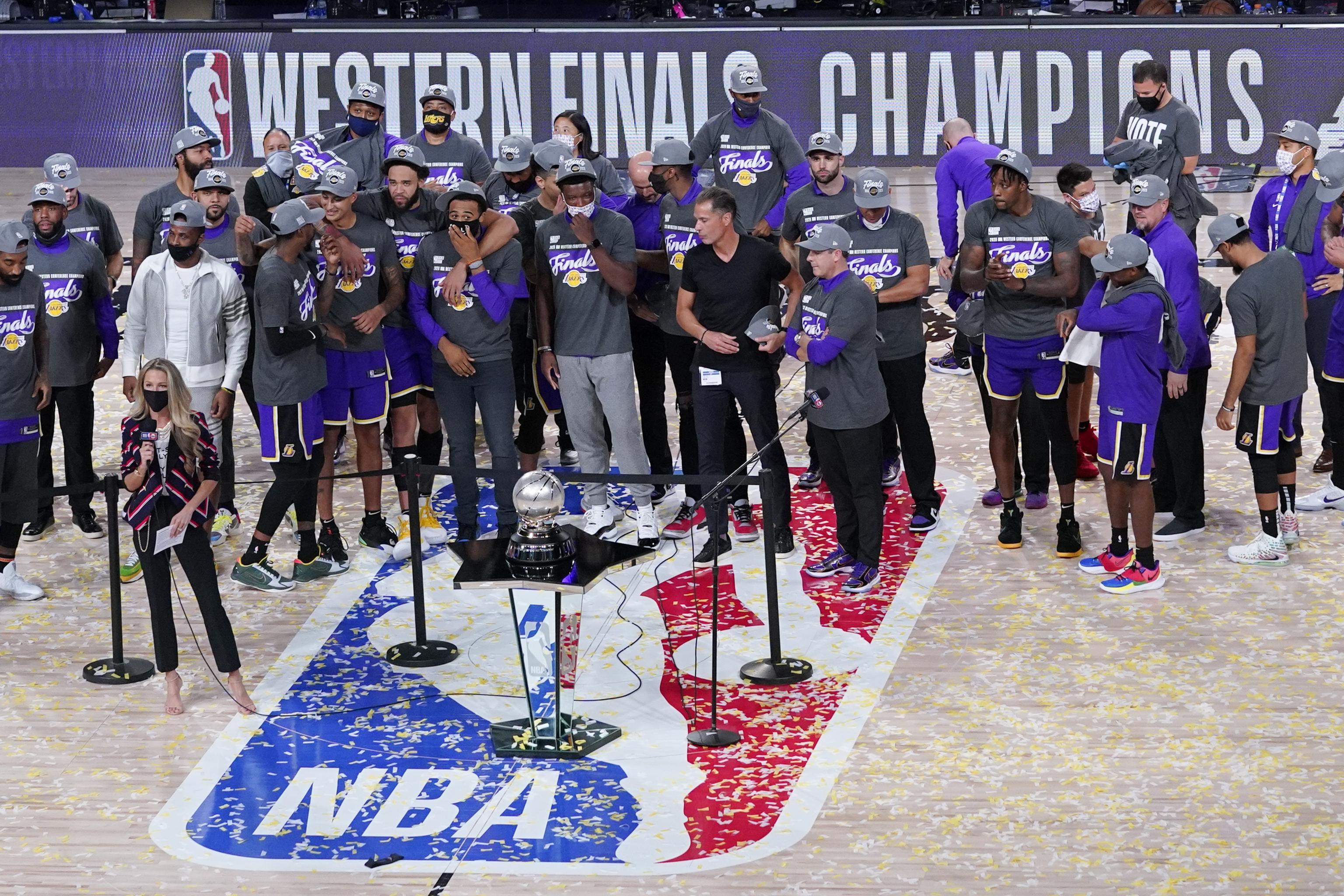 Nba Finals 2020 Early Odds Schedule As Lakers Await Celtics Vs Heat Bleacher Report Latest News Videos And Highlights