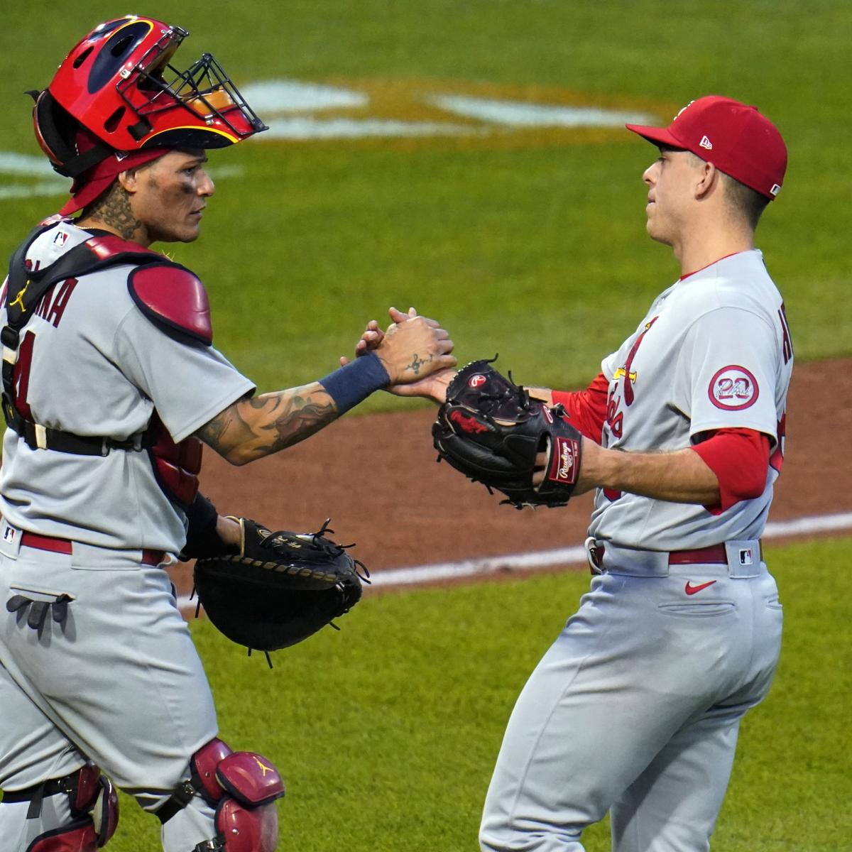Cardinals Clinch 2020 MLB Playoff Berth with Win vs. Brewers