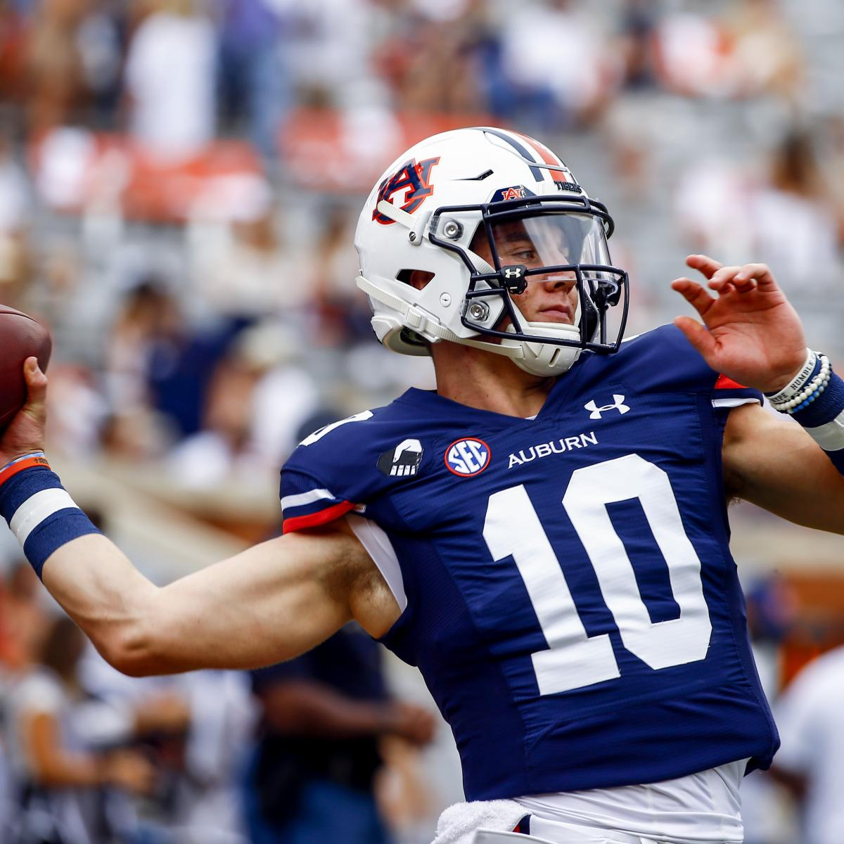 College Football Rankings 2020: Latest Standings and Predictions for Week 5