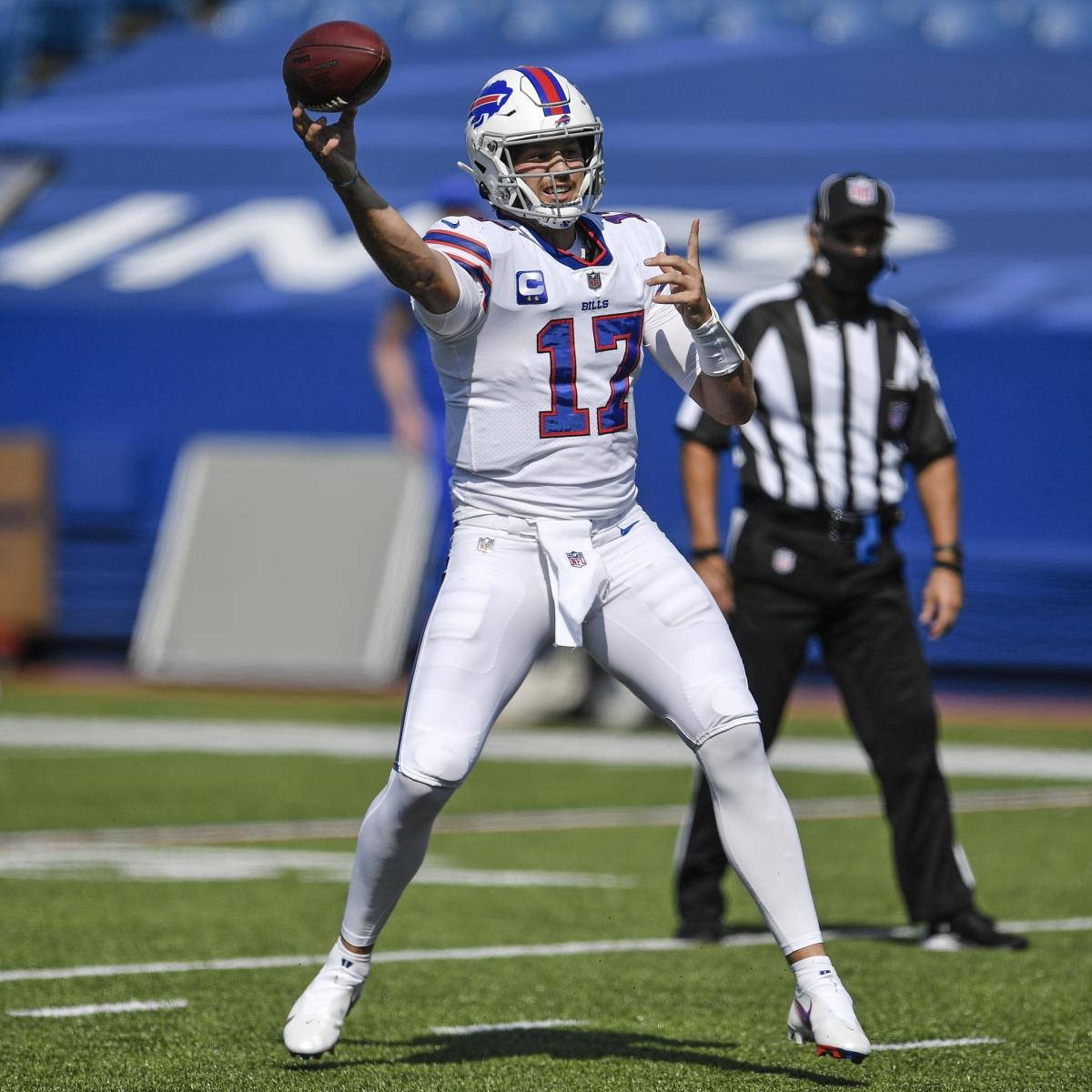 NFL Week 4 Picks: Upcoming Odds and Predictions for Full Schedule