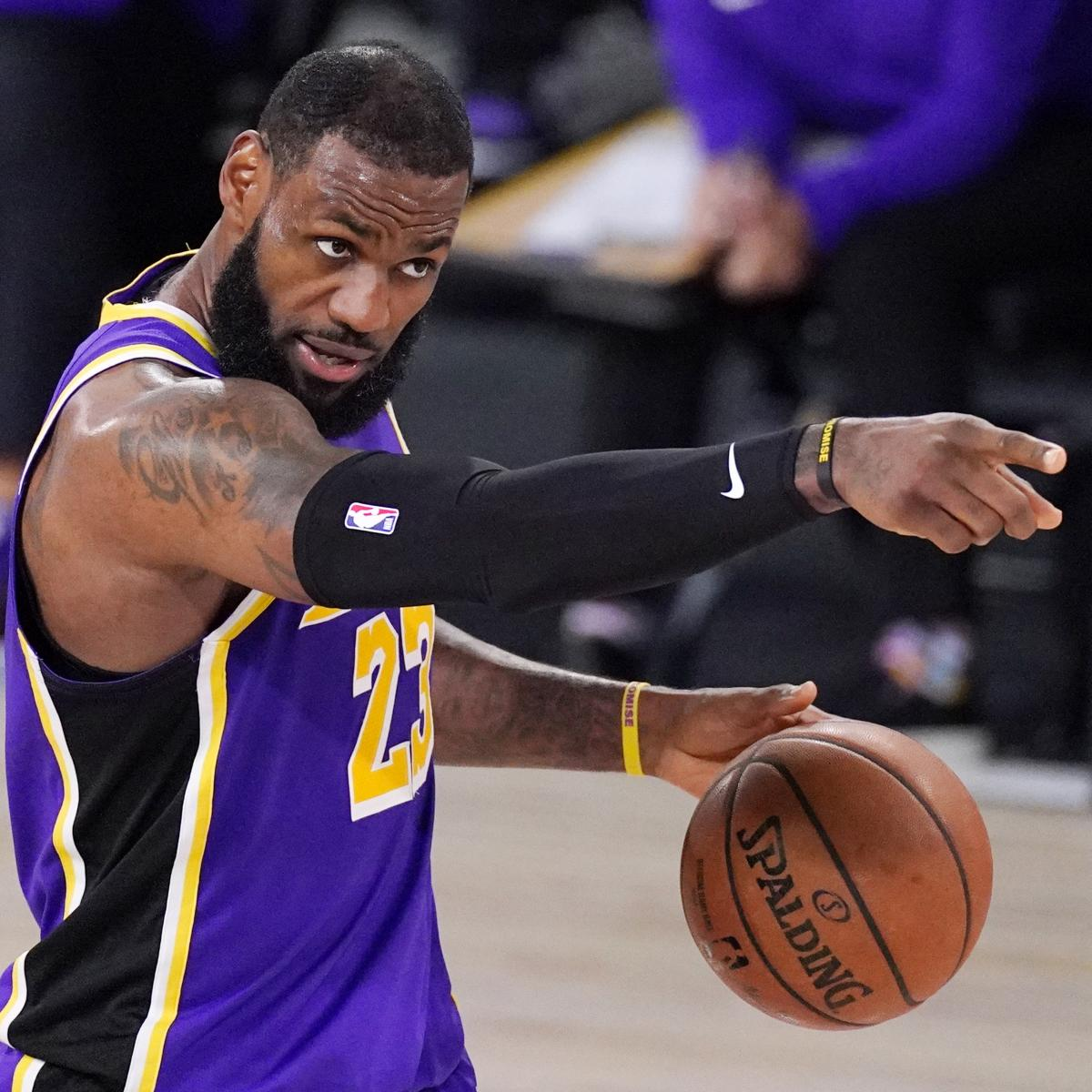 NBA Finals 2020: Known Dates, Format for Championship ...