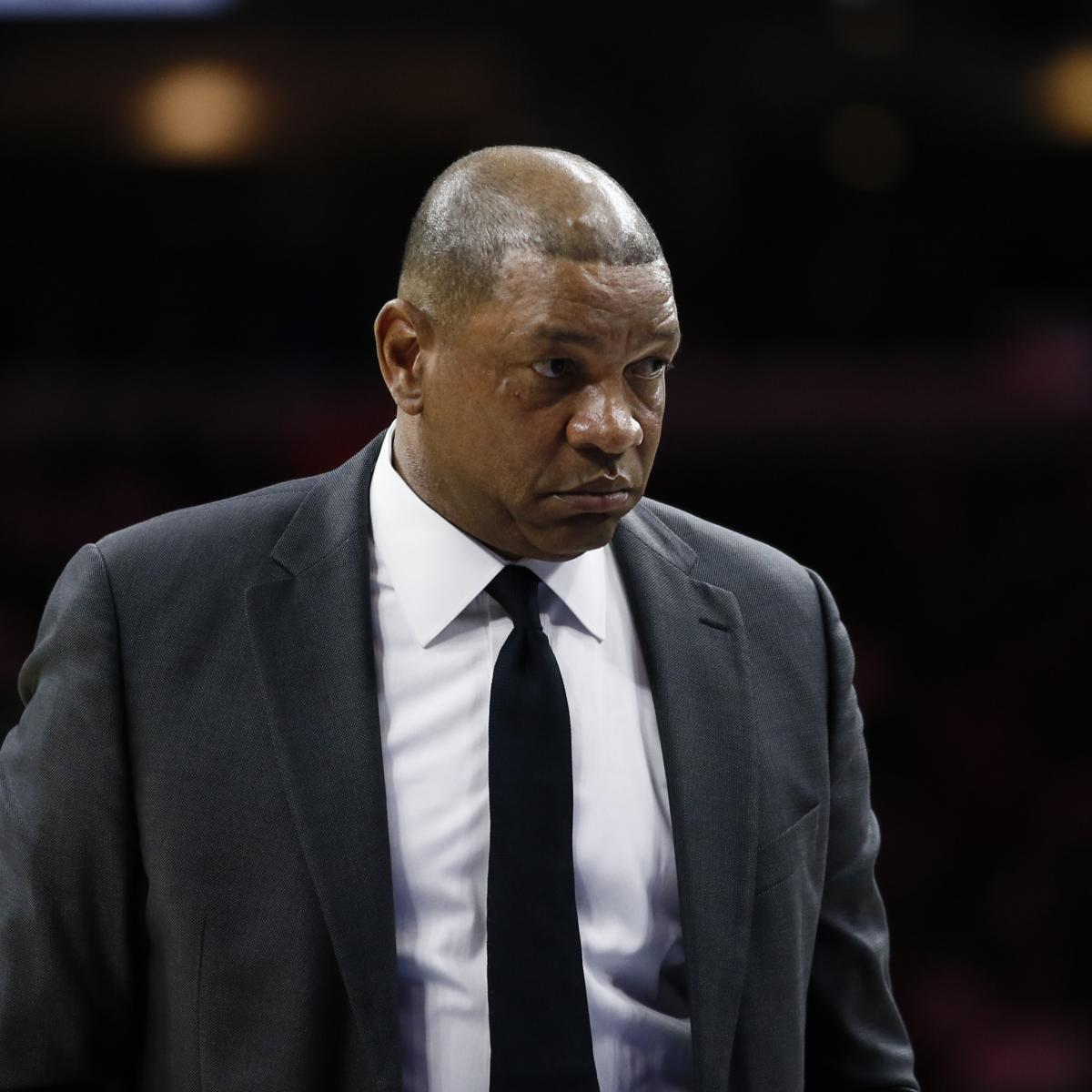 Making Sense of Doc Rivers' L.A. Clippers Tenure After Unexpected Exit - Bleacher Document thumbnail